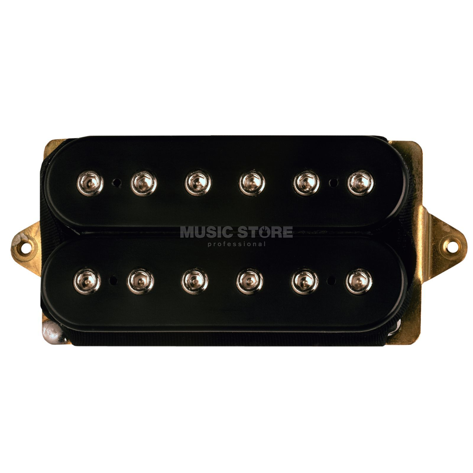 DiMarzio DP156F The Humbucker from Hell F-Spaced Black Product Image