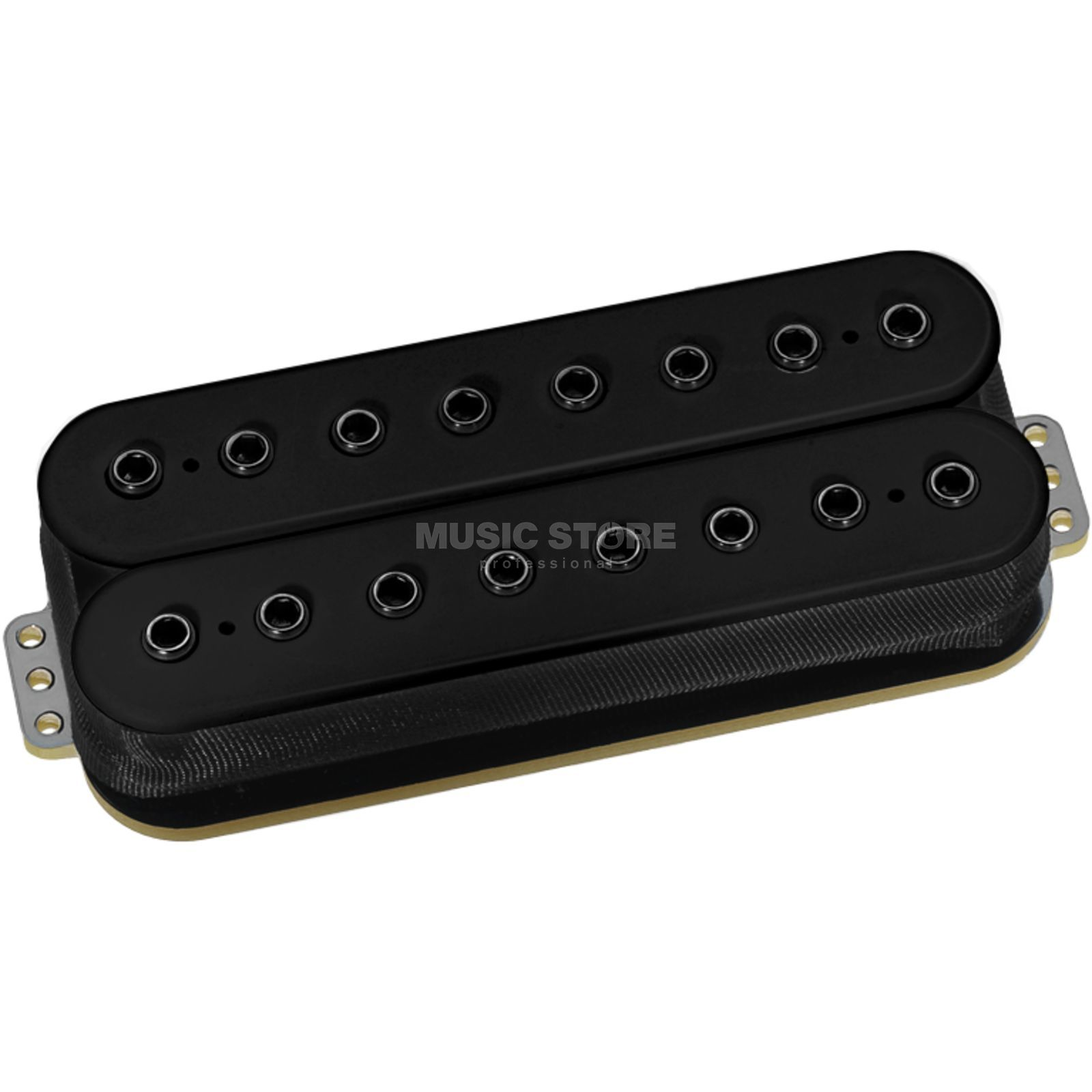 DiMarzio DP811 Ionizer 8 Bridge Black Produktbild