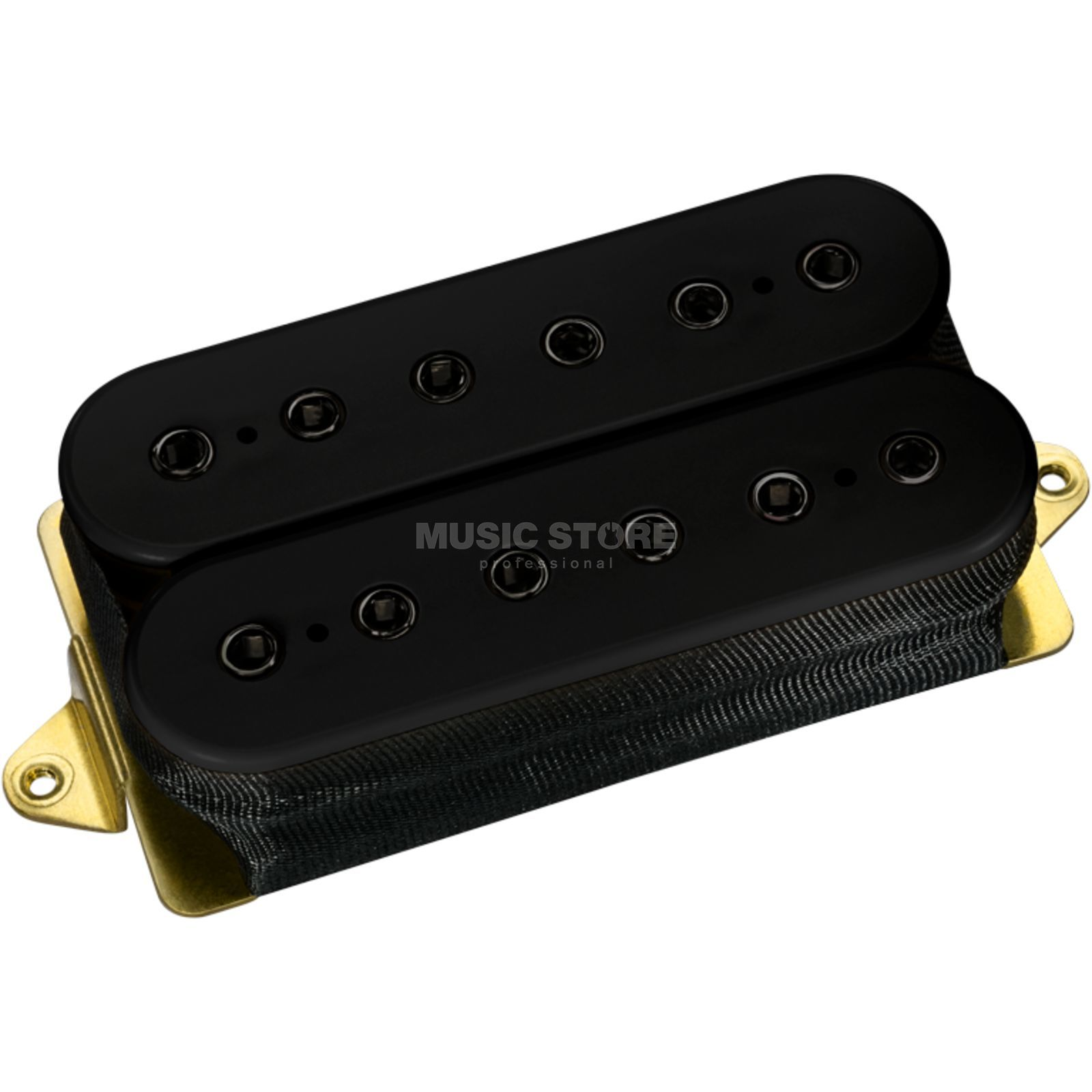DiMarzio Super 3 F Spaced black Produktbillede