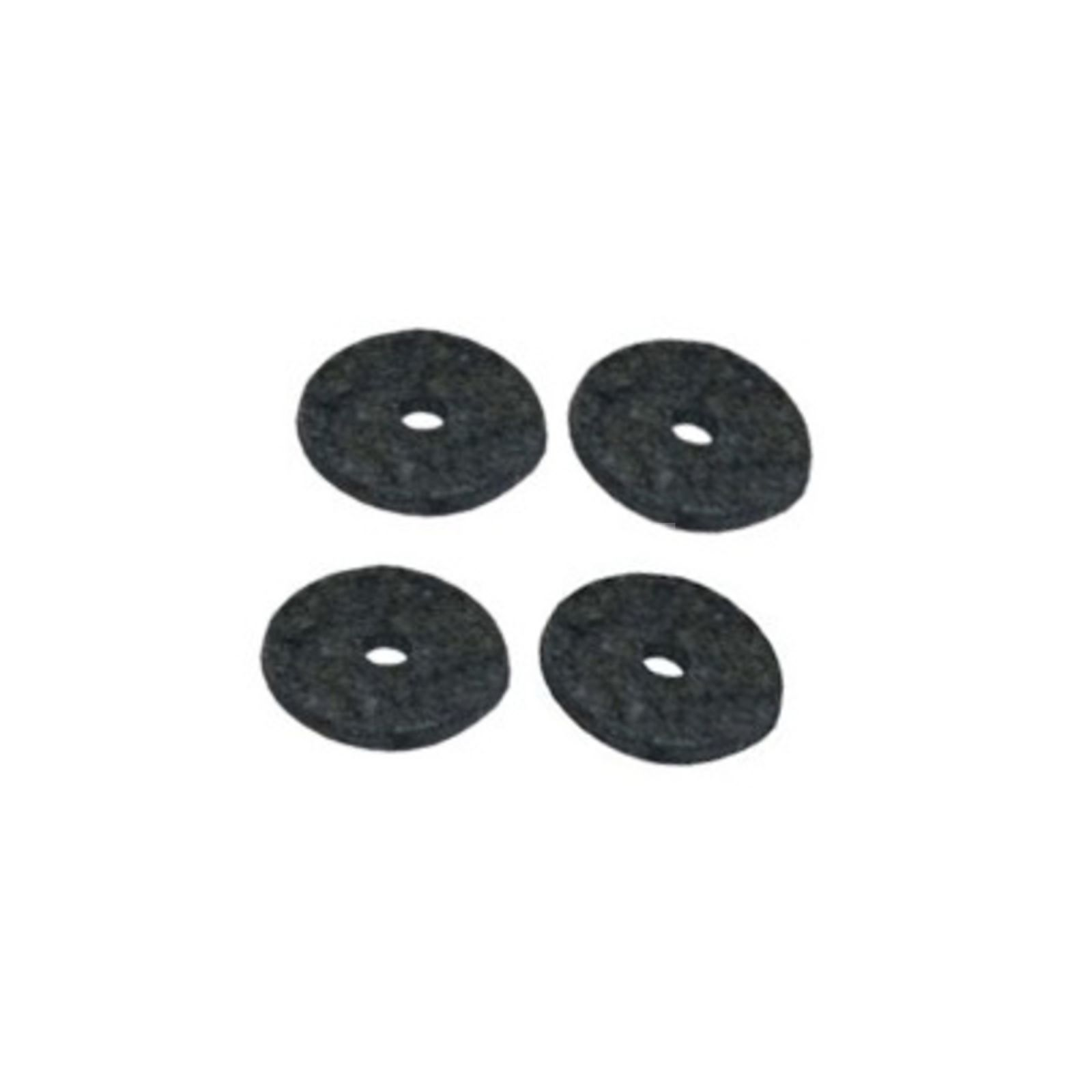 Dixon Cymbal felts, f. hihat clutch, 4 pcs Product Image
