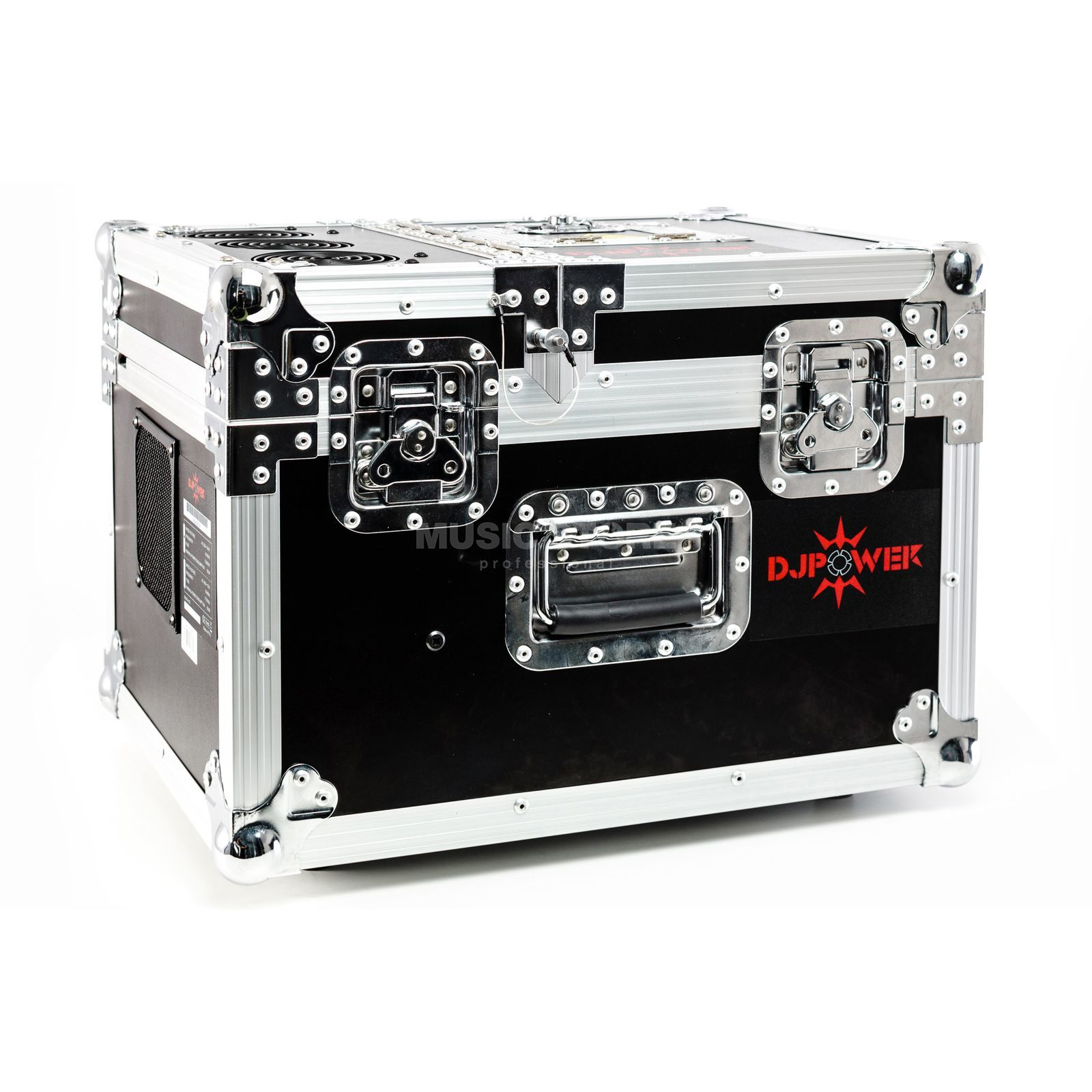 DJ Power DHZ-660 Hazer, 500 Watt, with Case Produktbillede