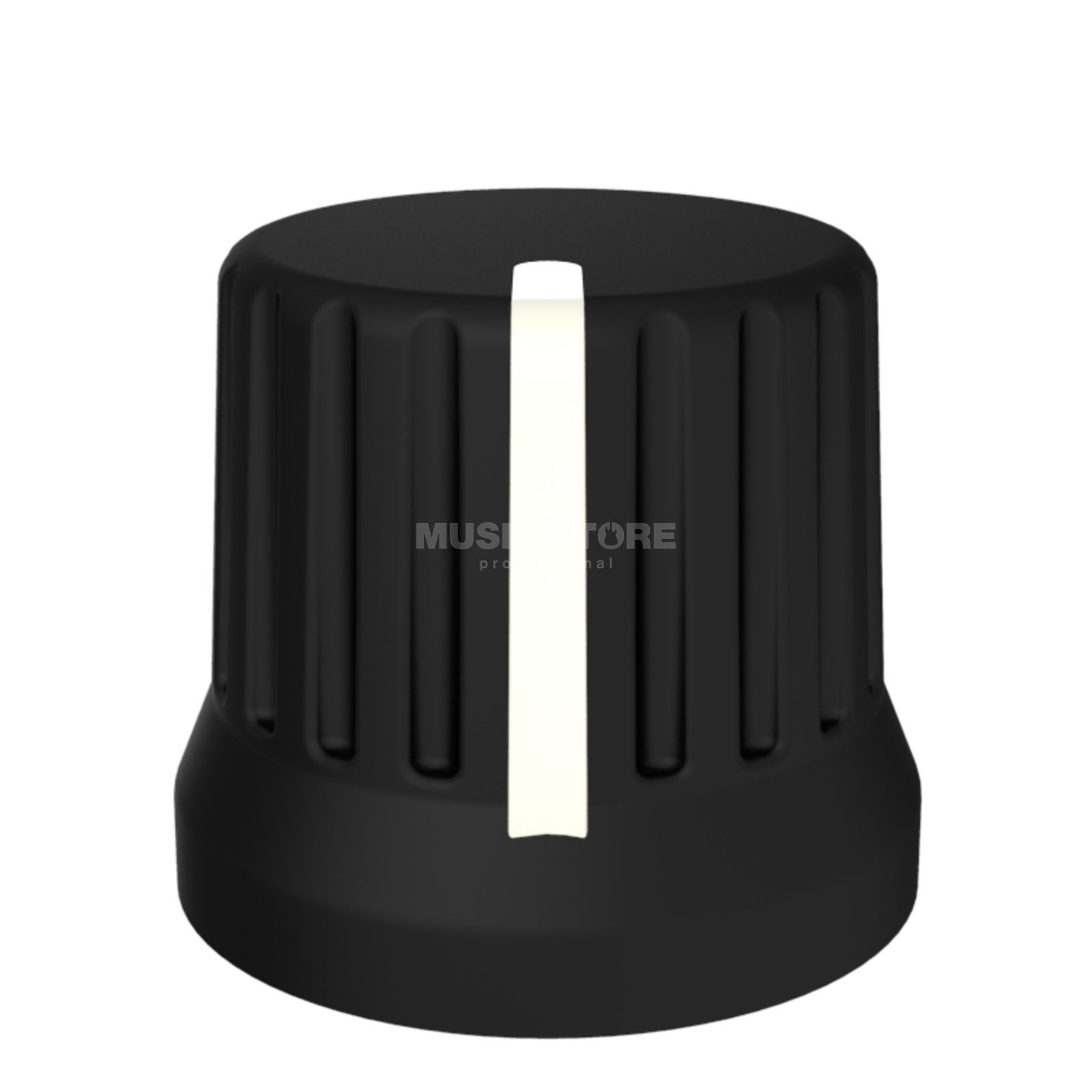 DJ TECHTOOLS Chroma Caps Fatty Knob black  Image du produit