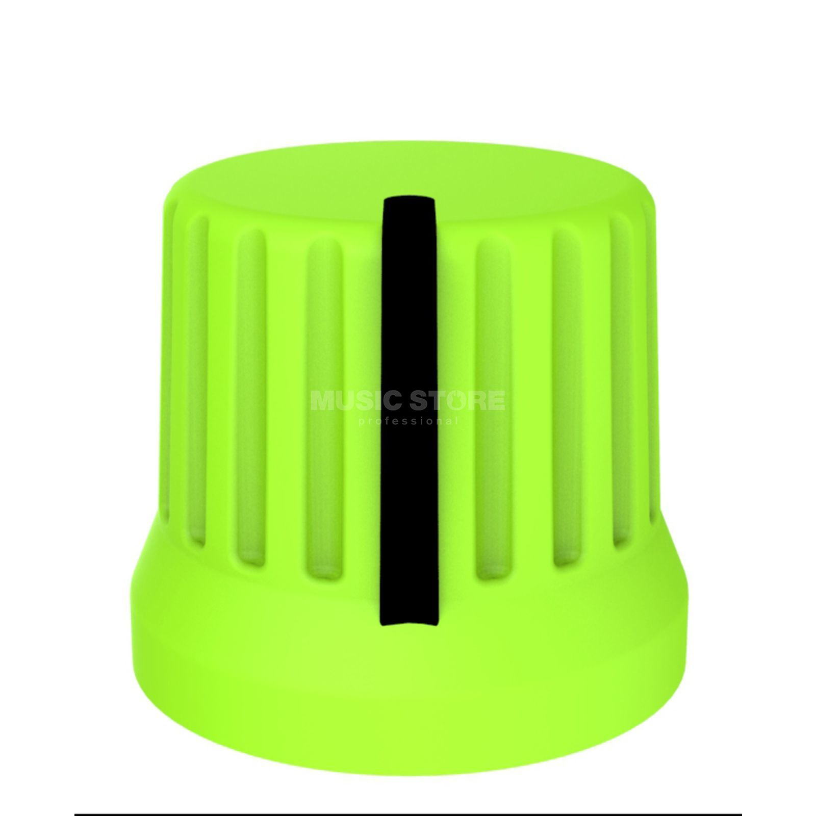 DJ TECHTOOLS Chroma Caps Fatty Knob green  Product Image
