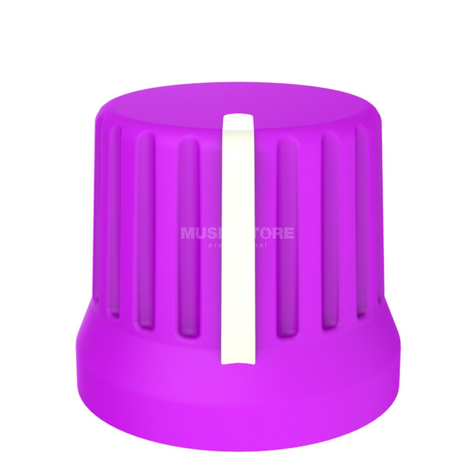 DJ TECHTOOLS Chroma Caps Fatty Knob purple  Produktbillede