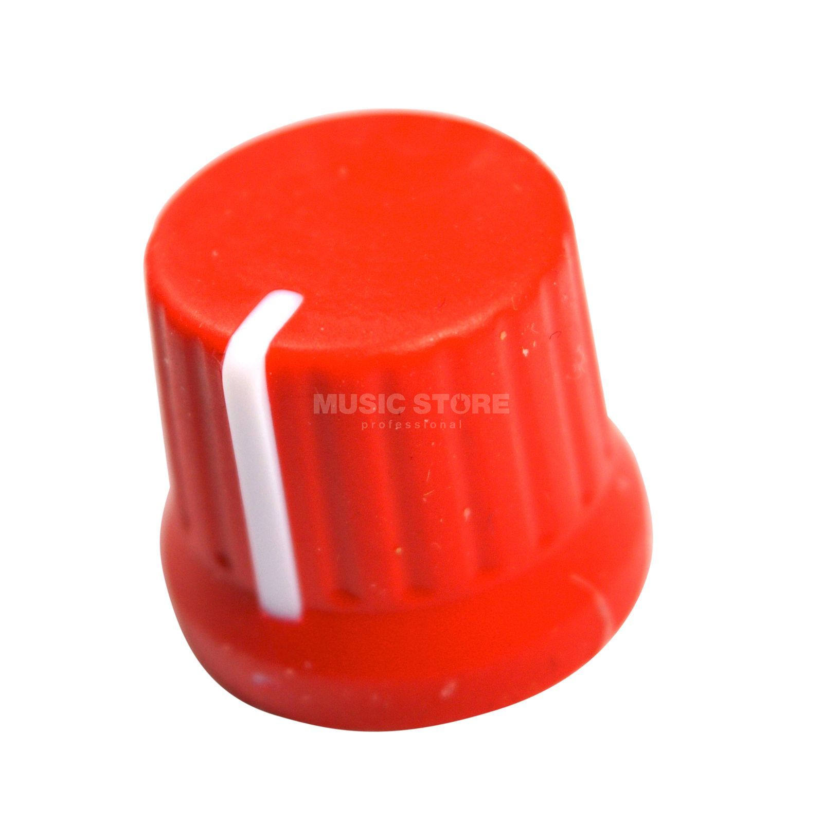 DJ TECHTOOLS Chroma Caps Fatty Knob red  Produktbillede