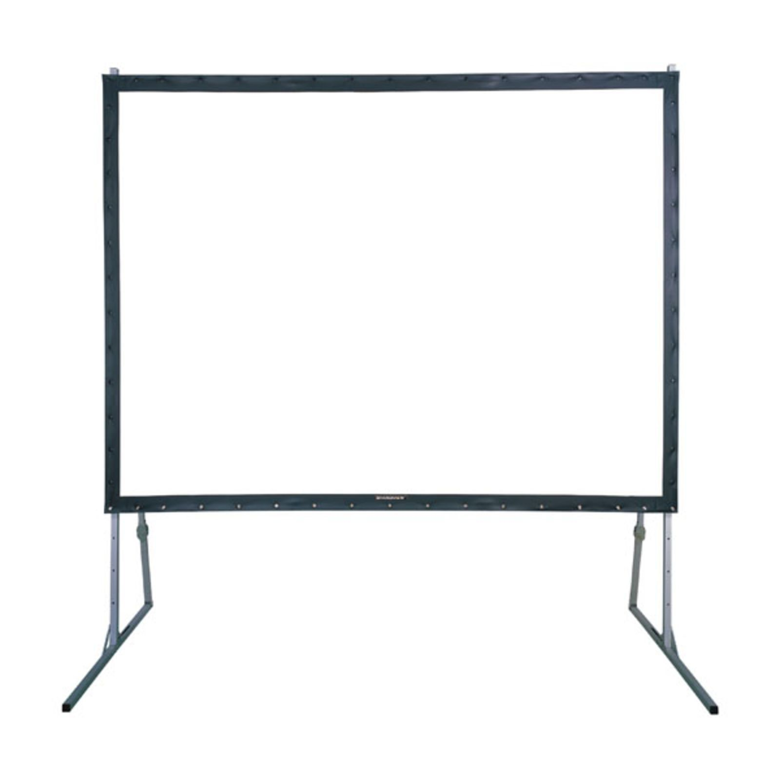DMT Frame Projector Screen 243x182 cm Fast-Fold incl. Transport Case Produktbillede