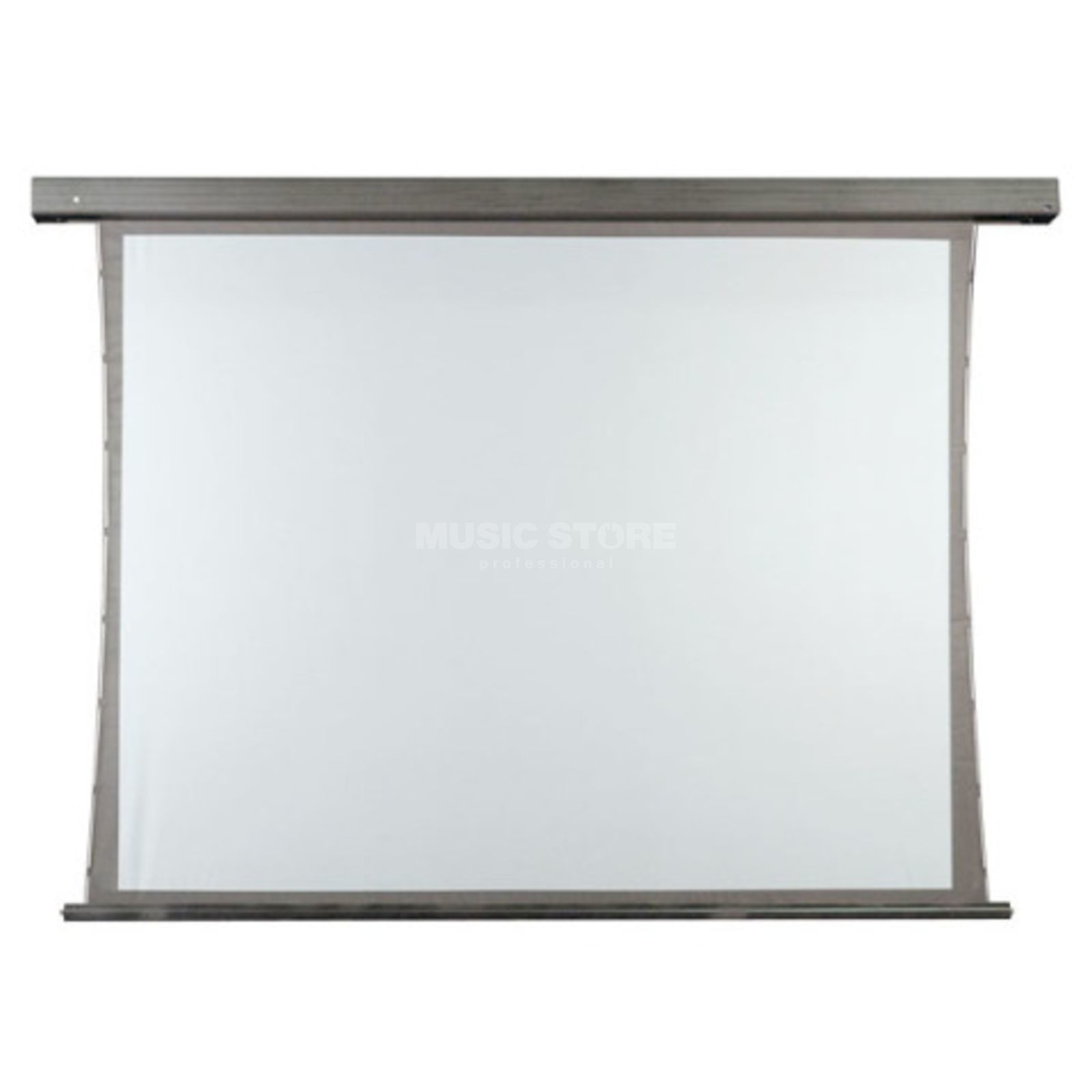 "DMT Rear Projection Screen 180"" elektrisch, 4:3 Produktbild"