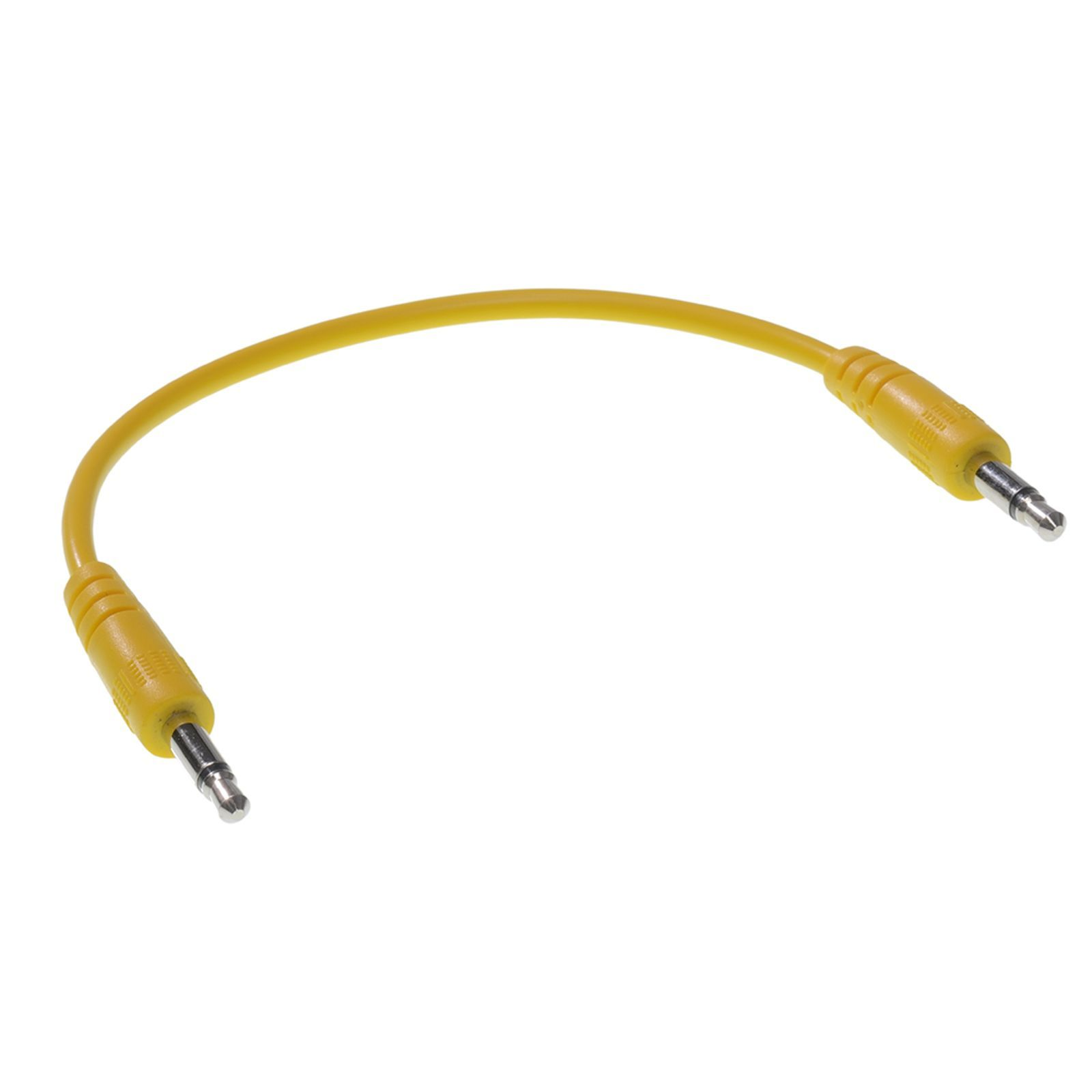 Doepfer A-100 C15 PATCH-Cable 15 cm / Yellow Produktbillede