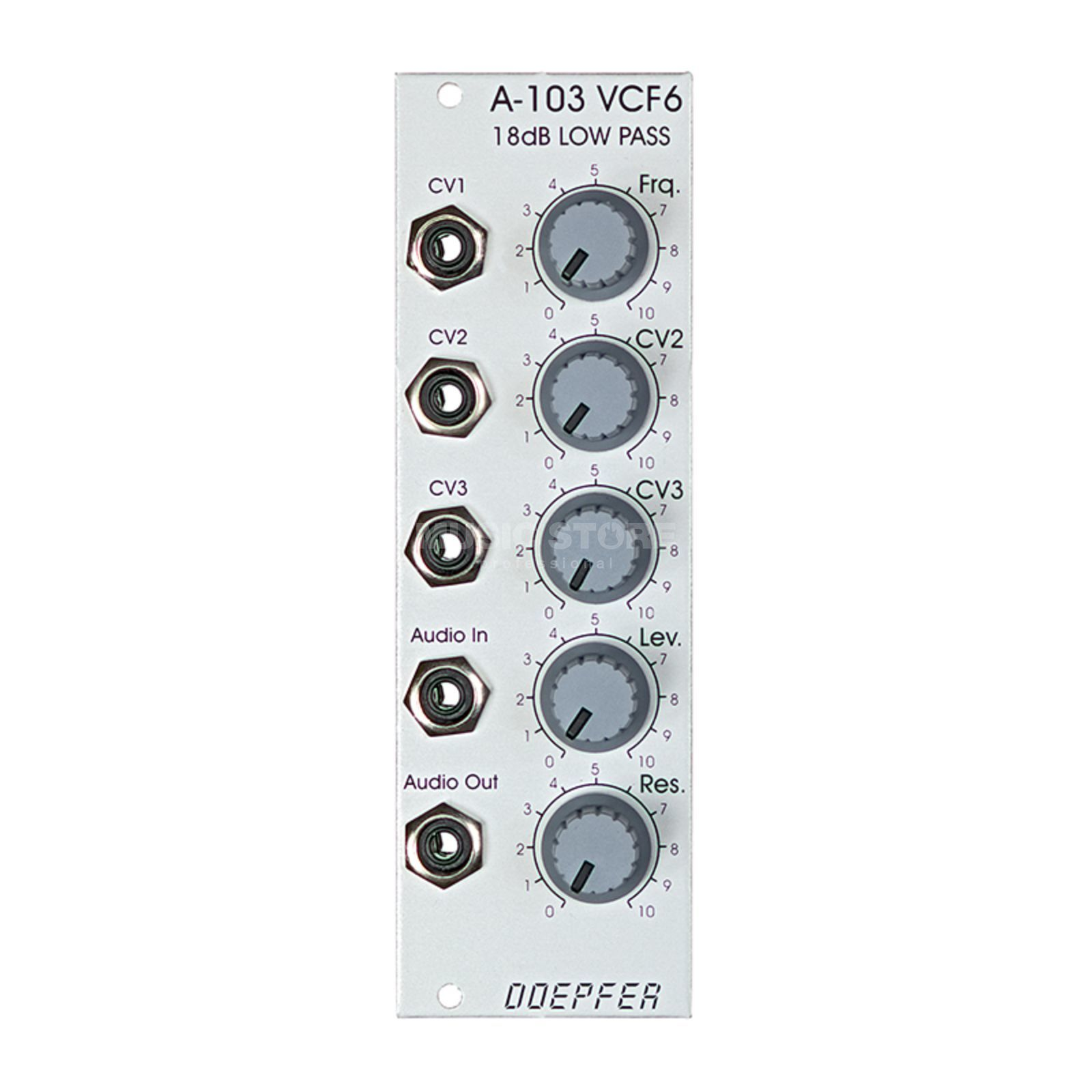 Doepfer A-103 18dB Low Pass Filter Produktbillede