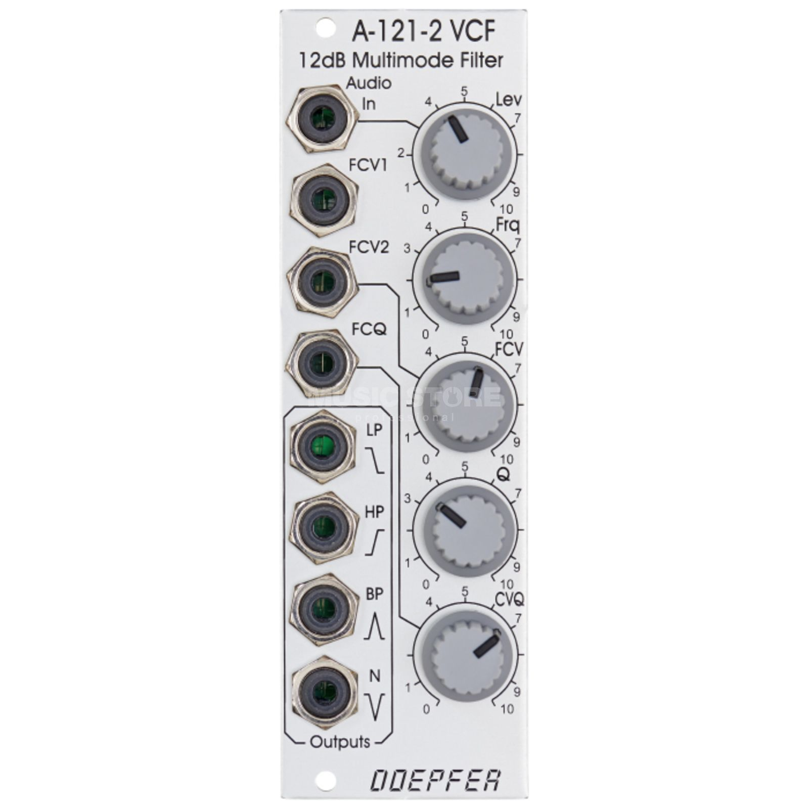 Doepfer A-121V 12dB Multimode Filter Product Image