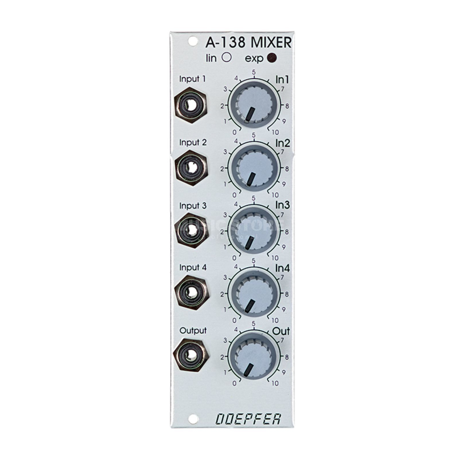 Doepfer A-138A Mixermodule linear Product Image