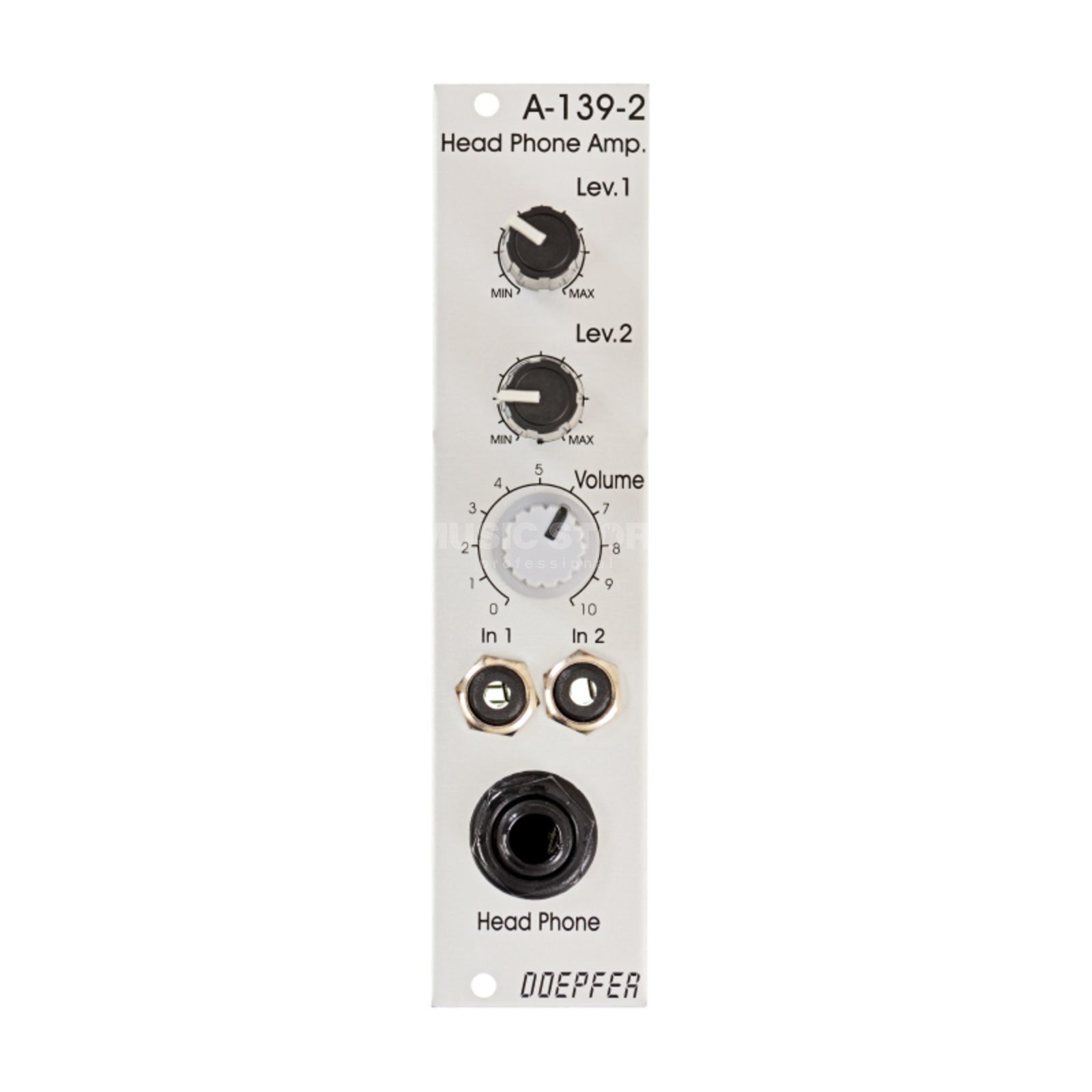 Doepfer A-139-2 Headphone Amplifier II Product Image