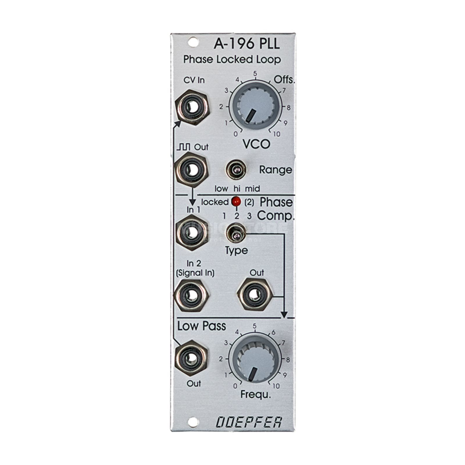 Doepfer A-196 Phase Locked Loop Produktbillede