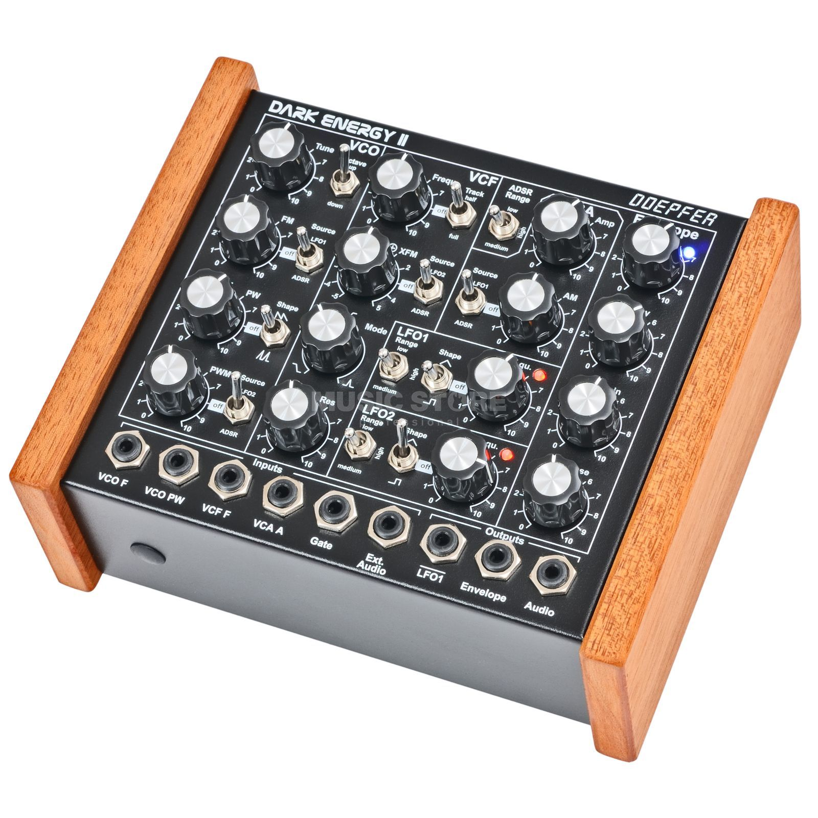 Doepfer Dark Energy II Analog Synthesizer Produktbild
