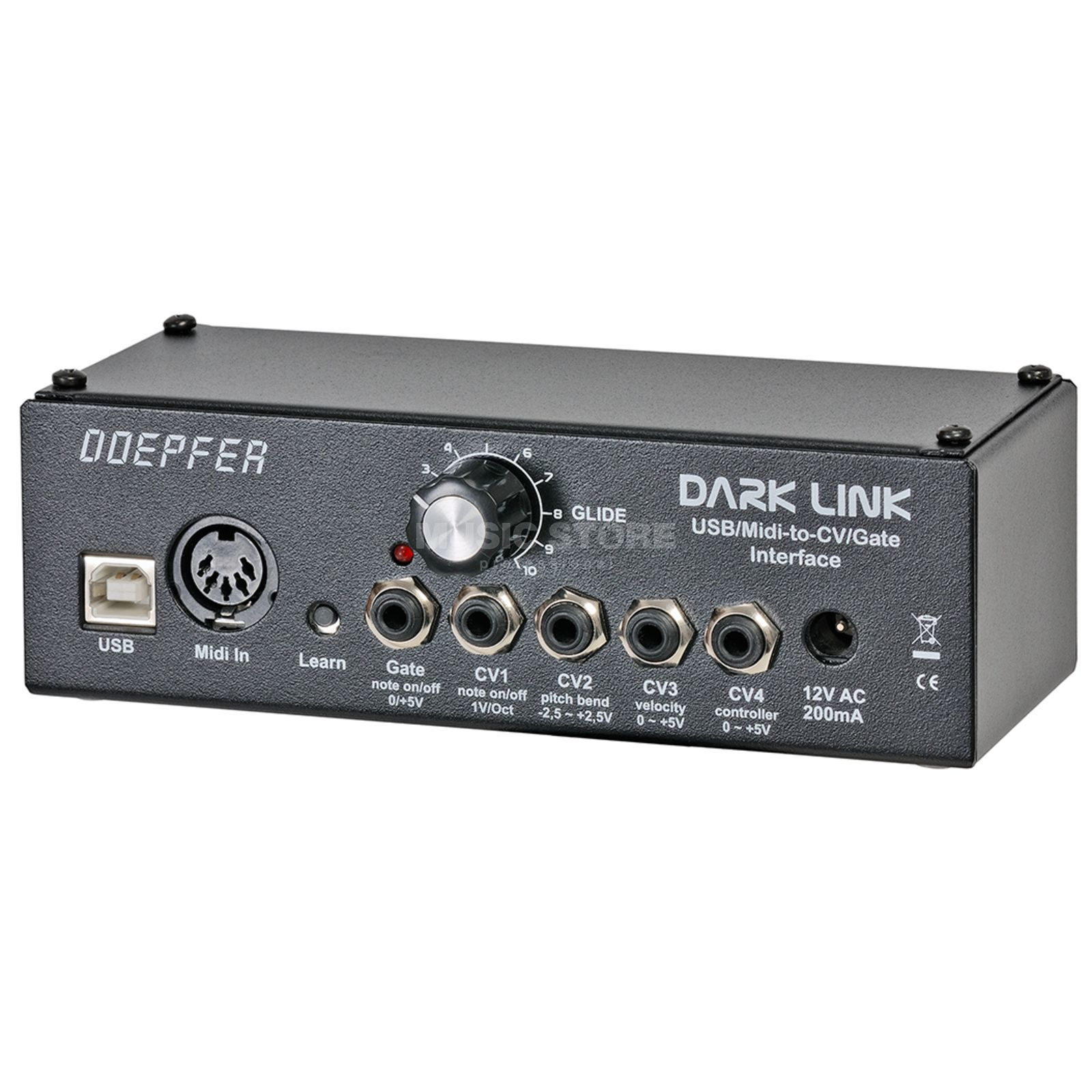 Doepfer Dark Link USB/MIDI-to-CV/Gate-Interface Produktbild