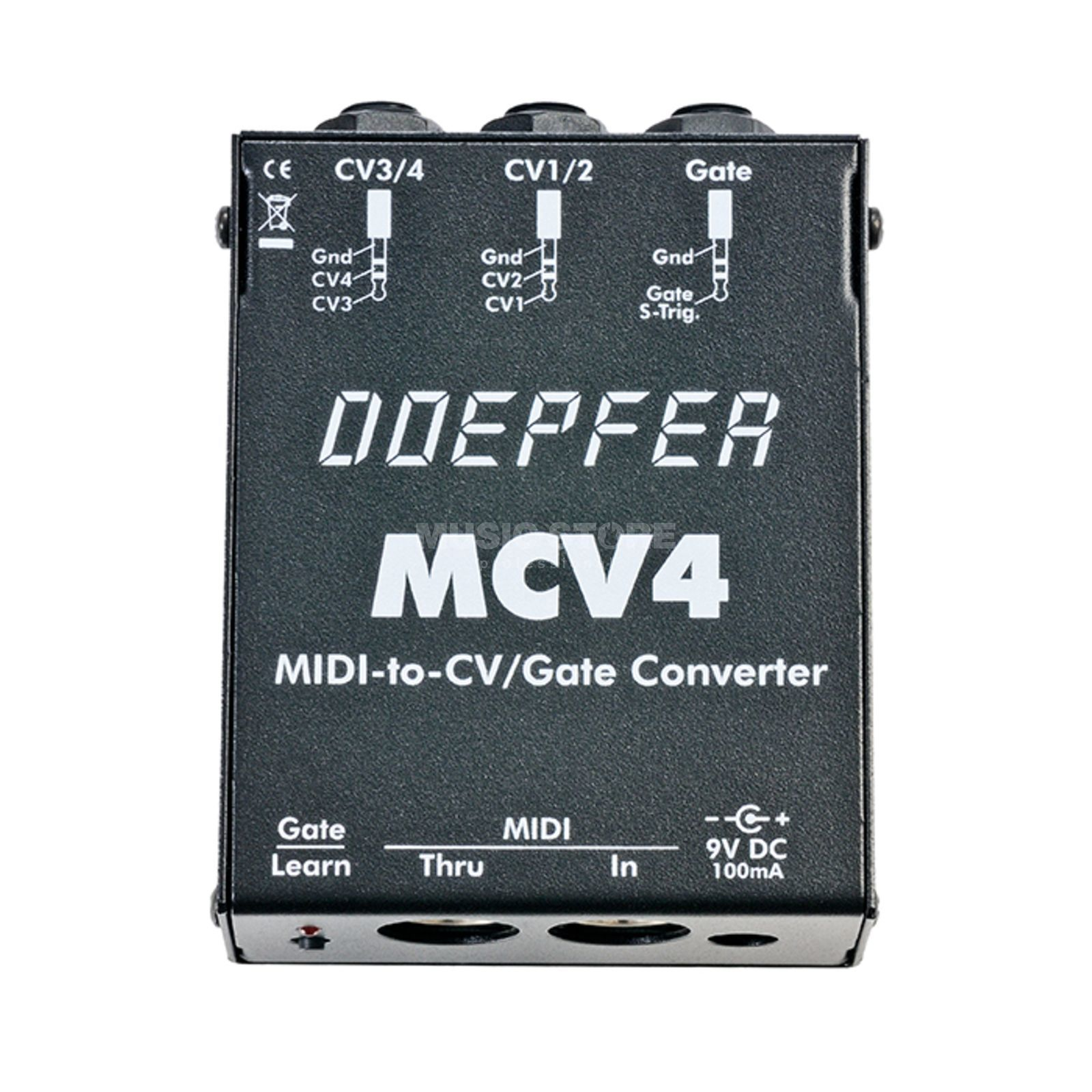 Doepfer MCV 4 MIDI-to-CV/Gate Interface Produktbild
