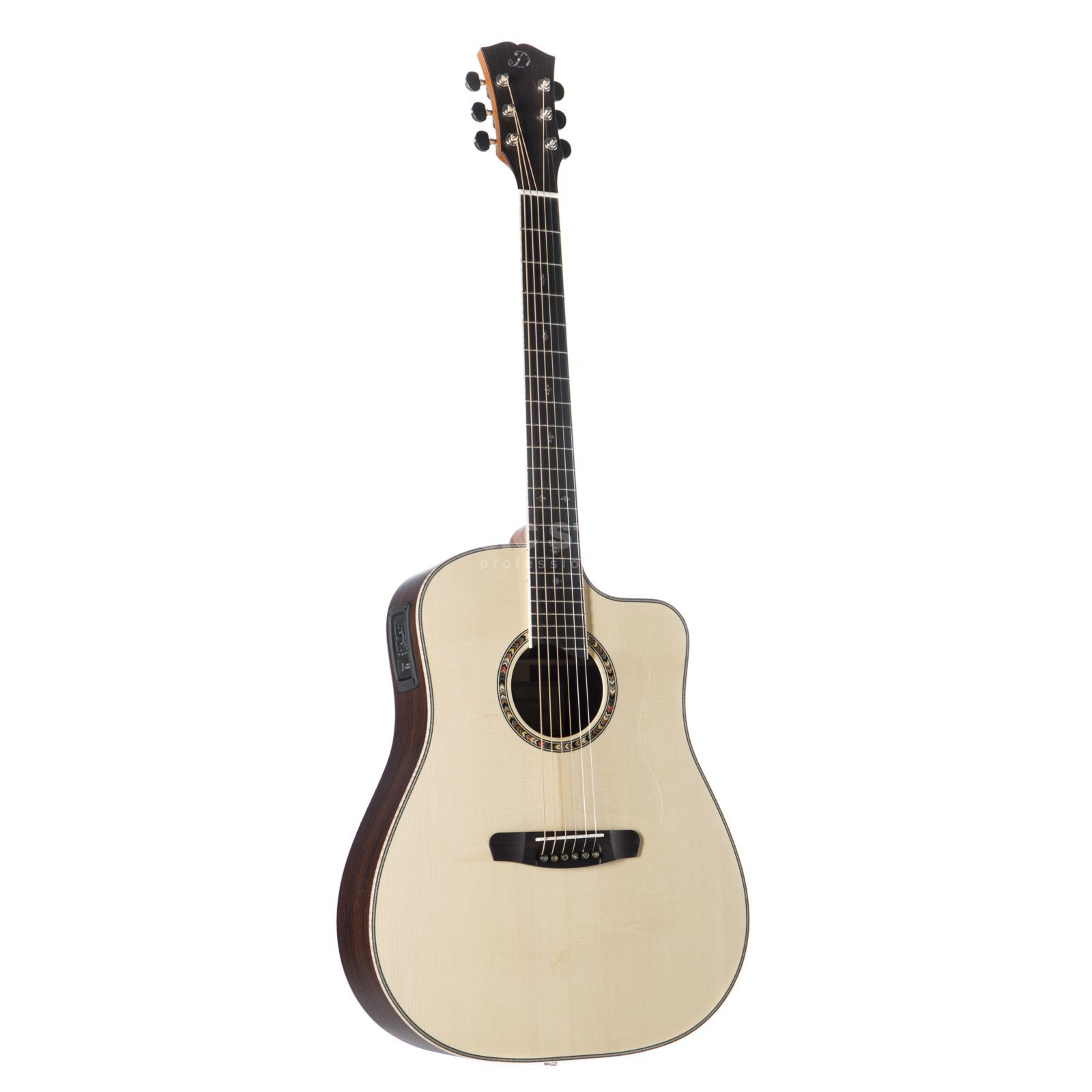 Dowina Guitars Cabernet DCE ds Изображение товара