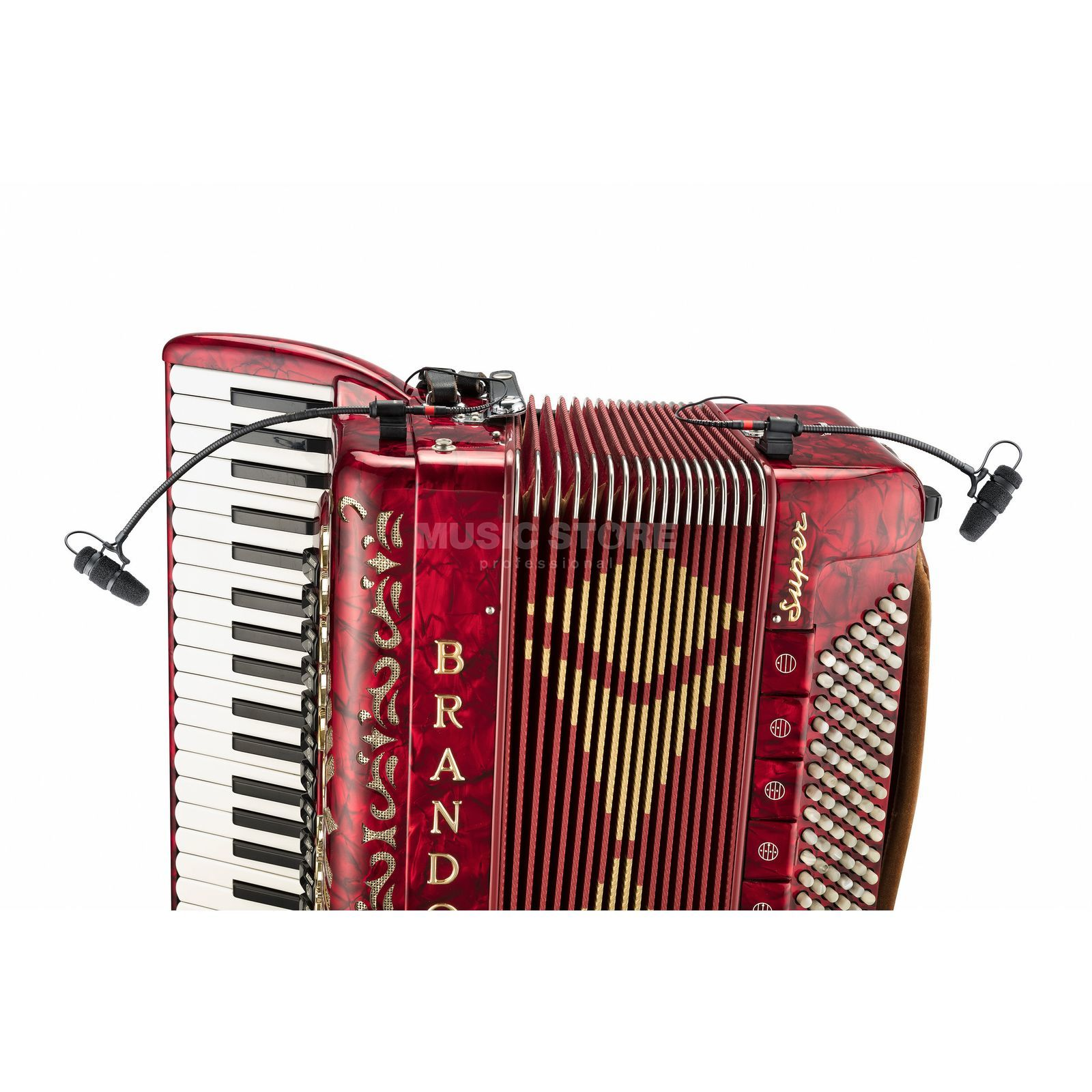 DPA d:vote CORE 4099A Accordeon Stereo Kit Product Image