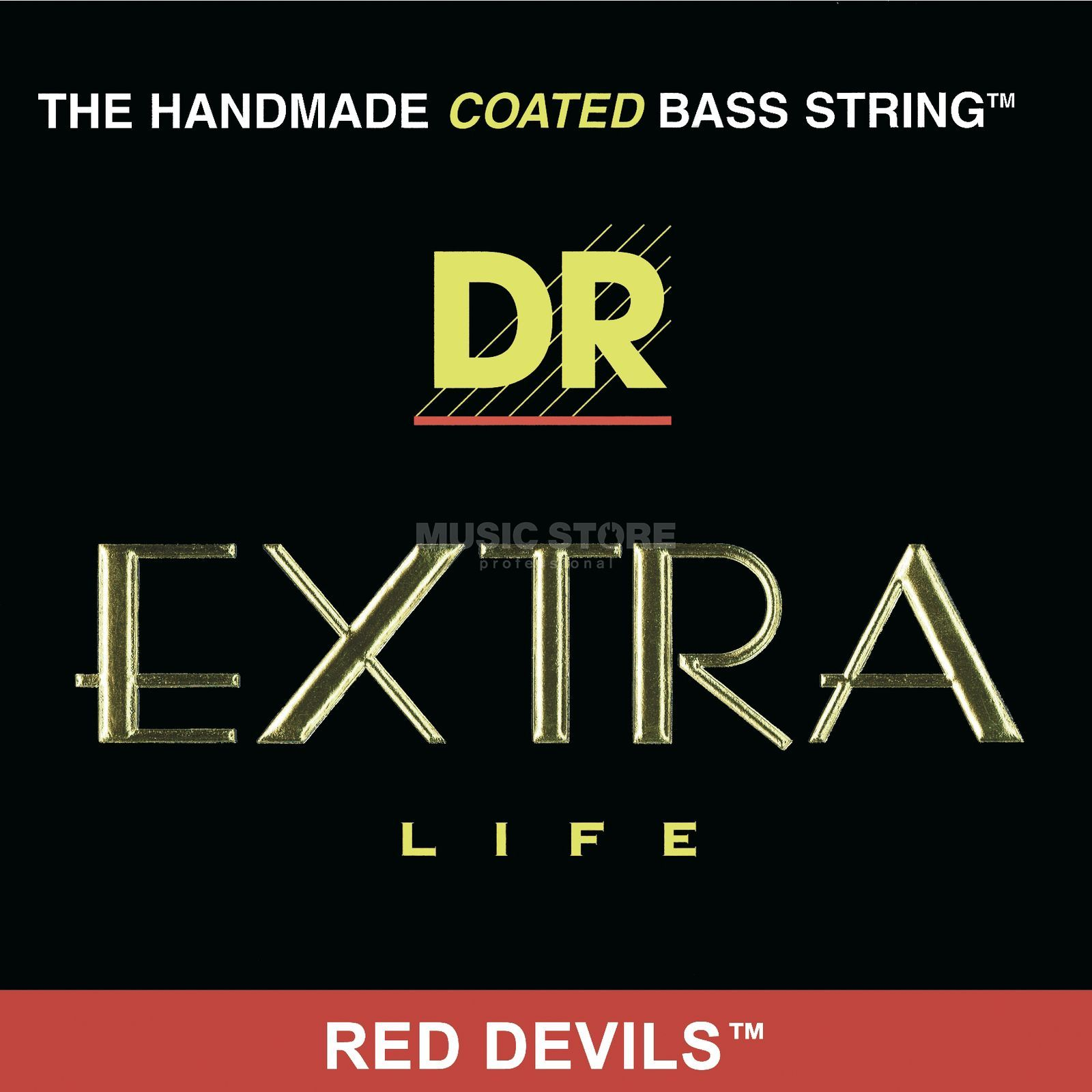 DR 4 Set Bass 45-105 Extra-Life Red Devils RDB-45 Product Image