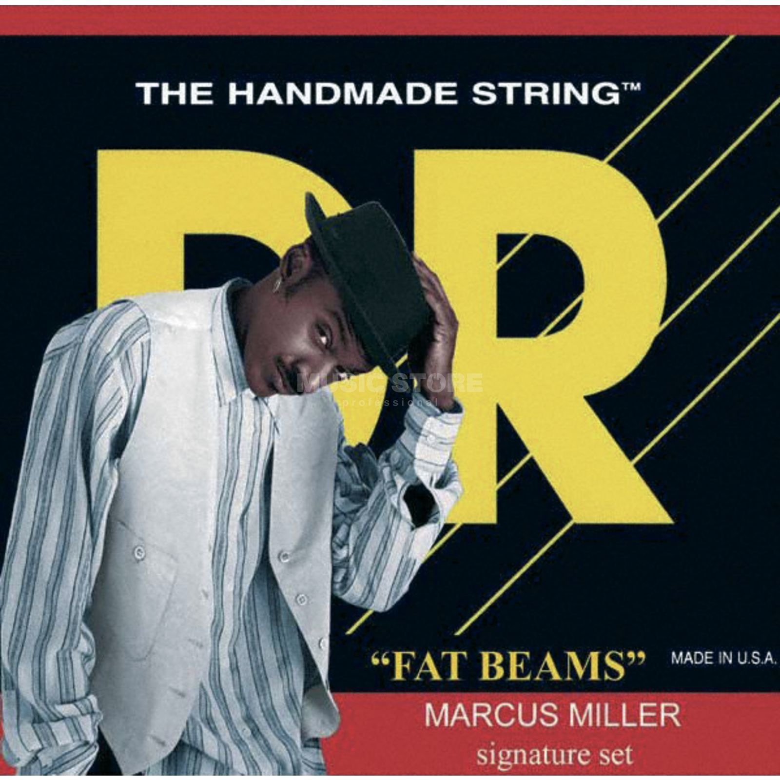 DR Bass String 4 Set 40-100 Miller MM-40 Product Image