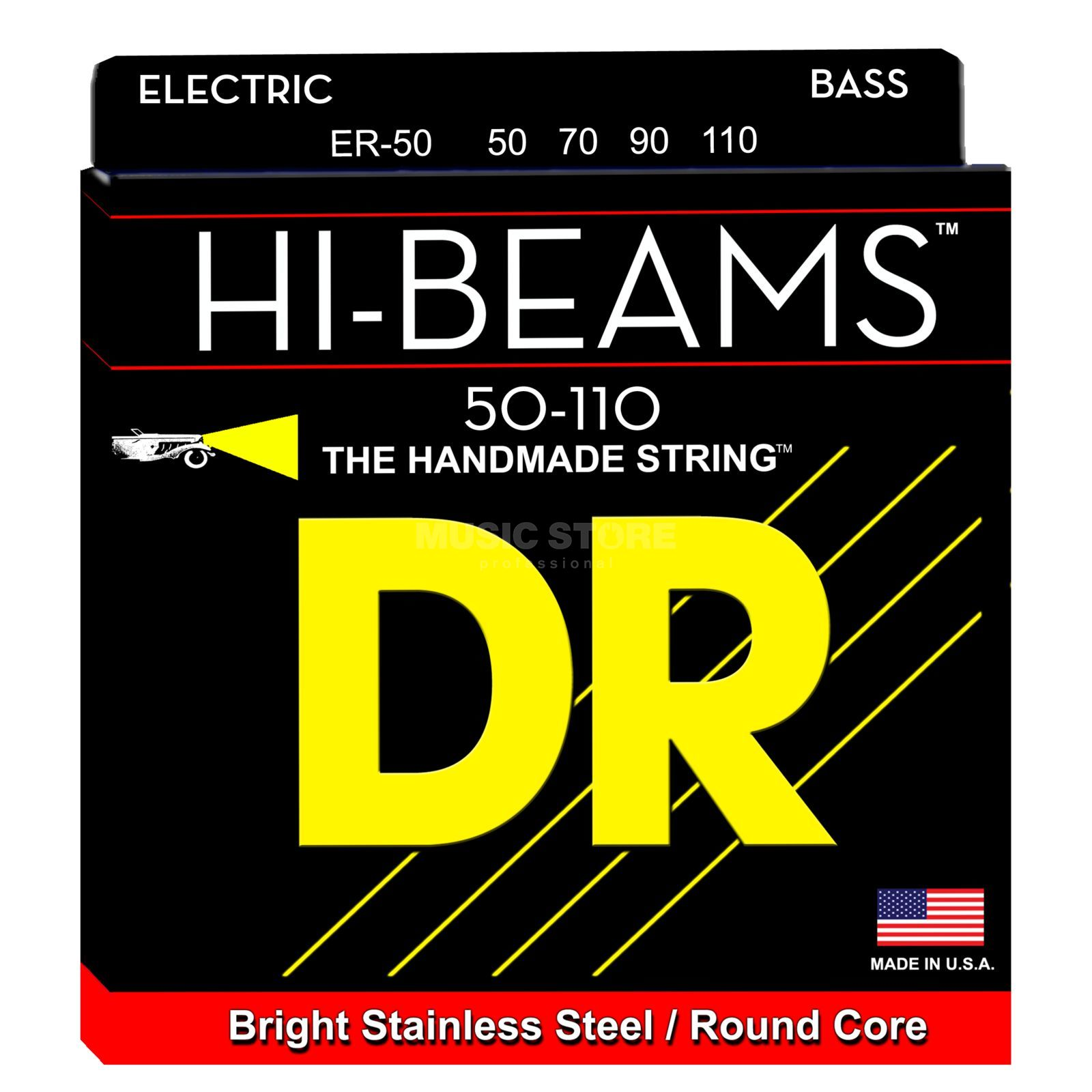 DR E-Bass 4er High Beam 050 - 110 Tite Heavy Long Scale Product Image