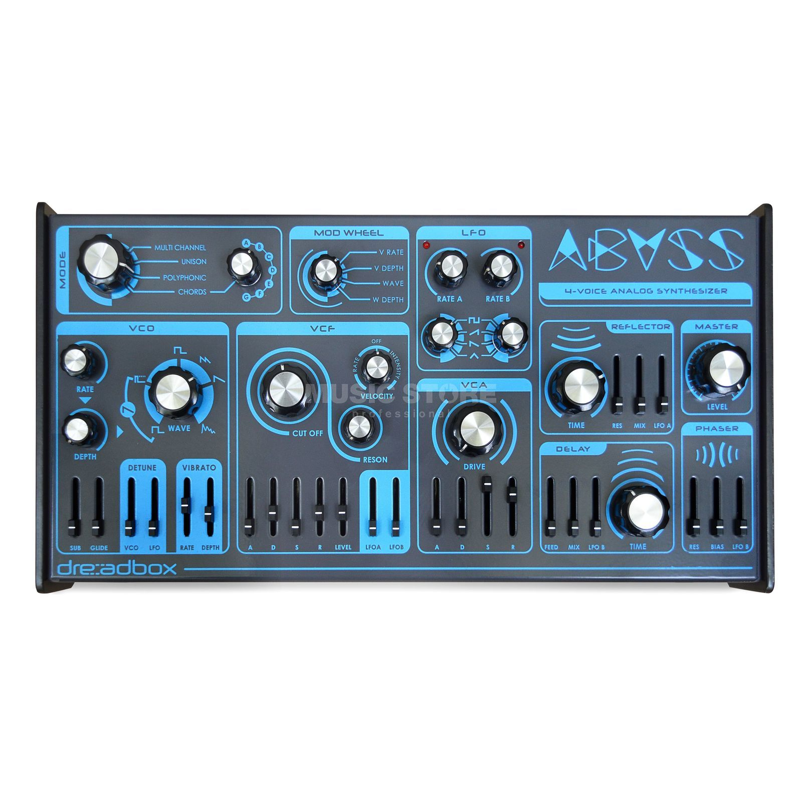 Dreadbox Abyss Produktbild