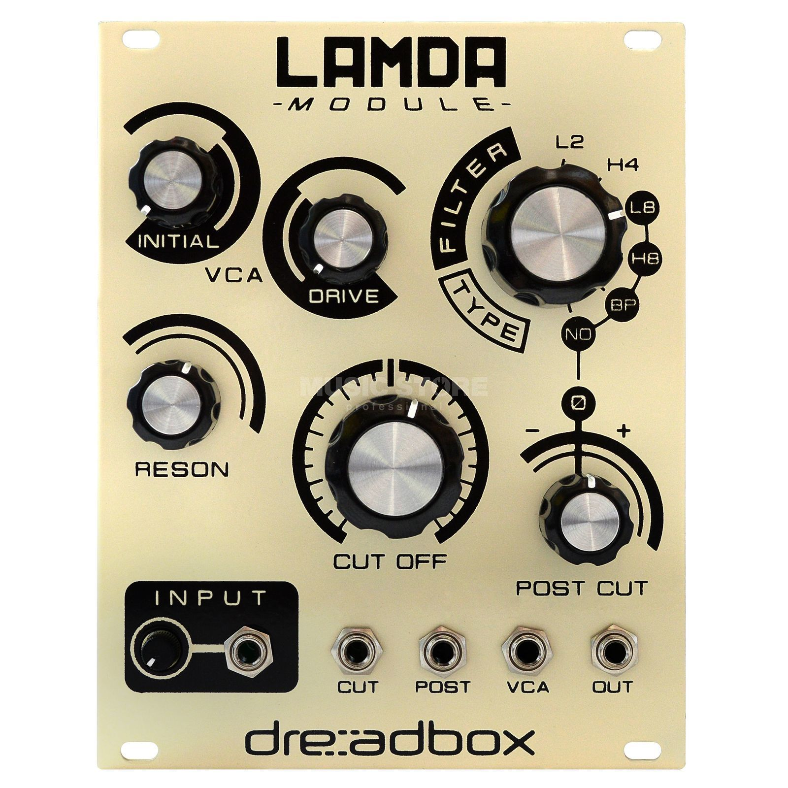 Dreadbox Lambda Multimode Filter Produktbild