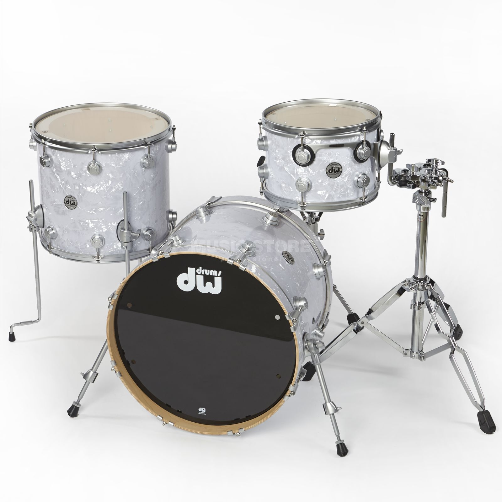 Drum Workshop Collector´s Finish Ply, Classic White Marine Produktbillede