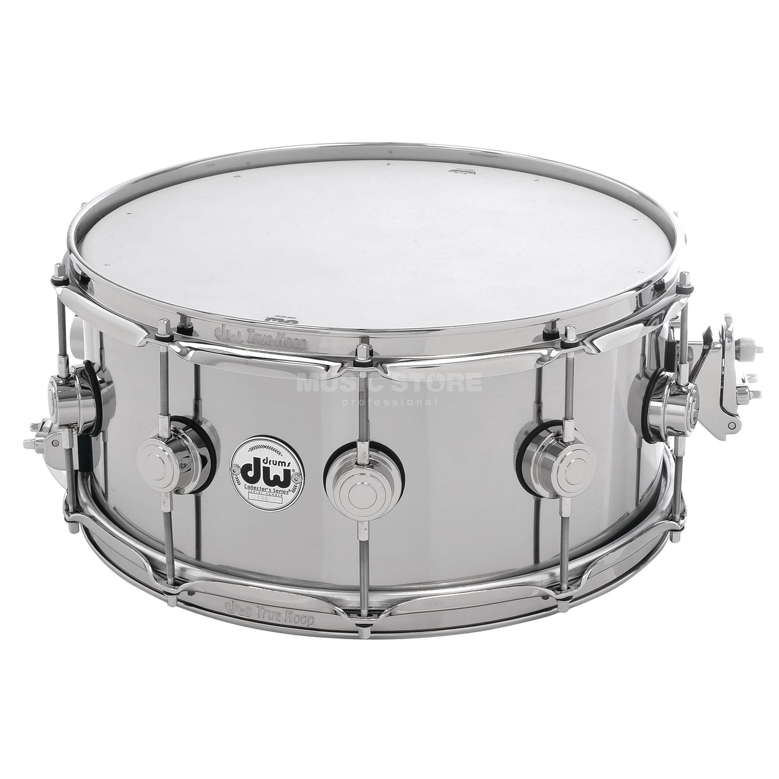 "Drum Workshop Collector´s Snare Thin Alu., 14""x6.5"" Produktbillede"