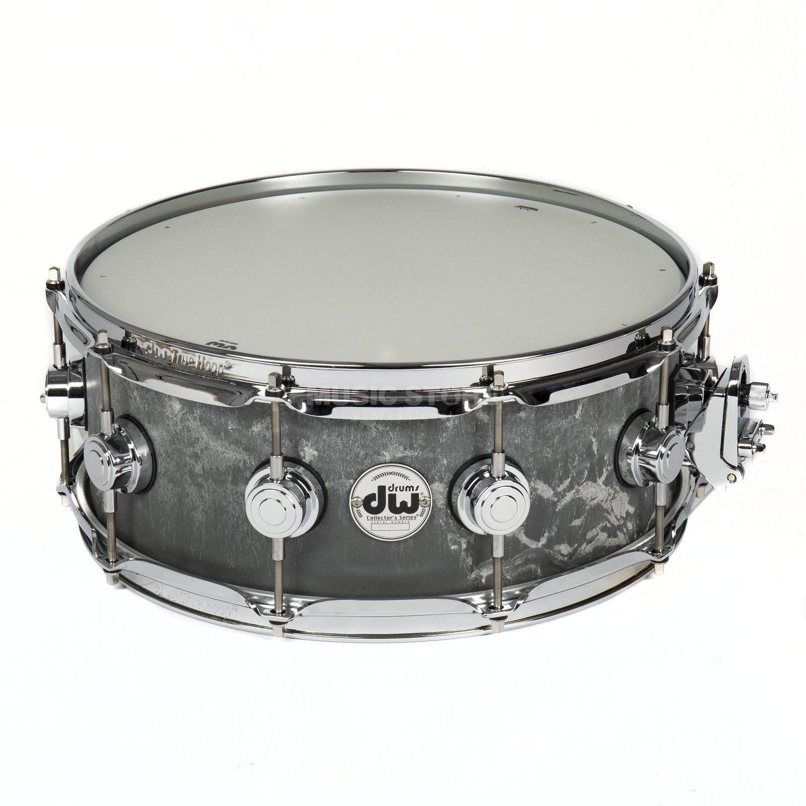 "Drum Workshop Concrete Snare, 14""x5,5"" Produktbild"