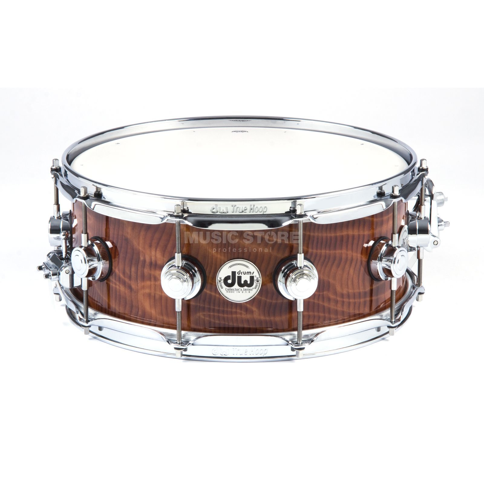"Drum Workshop Exotic Snare 14""x5,5"" Redwood Stump Produktbild"