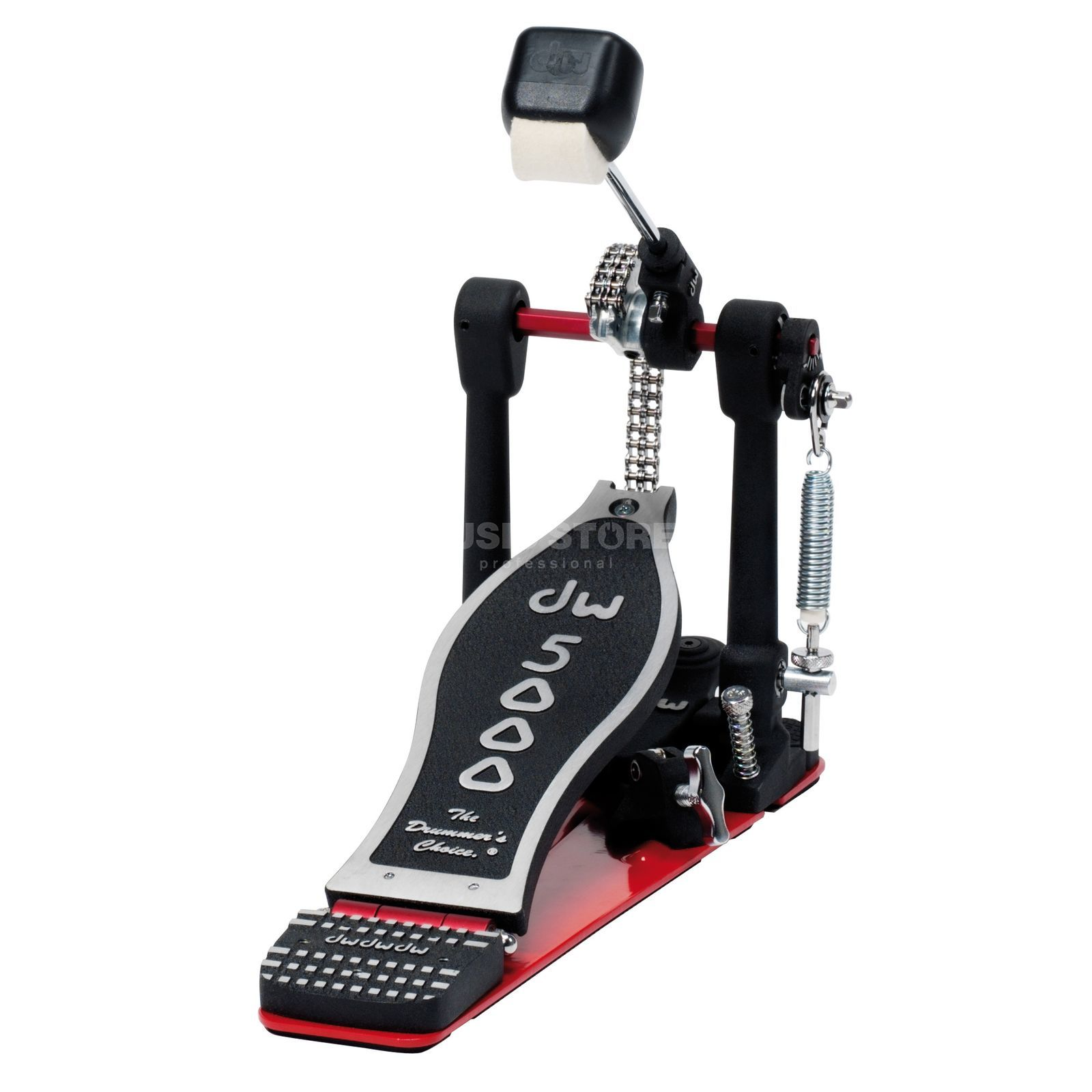 Drum Workshop Kick Pedal 5000TD4, Turbo Produktbillede