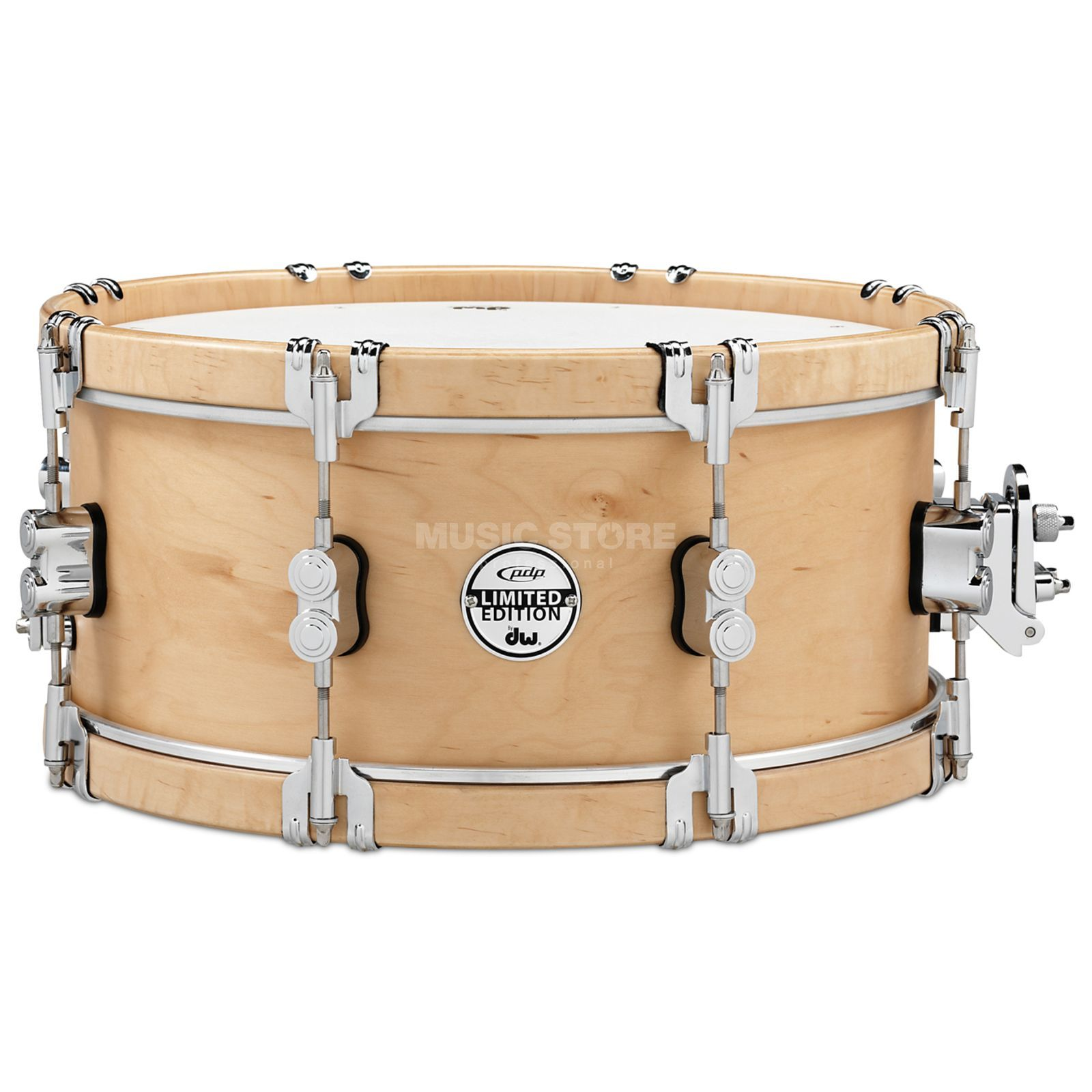 "Drum Workshop PDP LTD Classic Snare 14""x6"", Wood Hoop Produktbild"