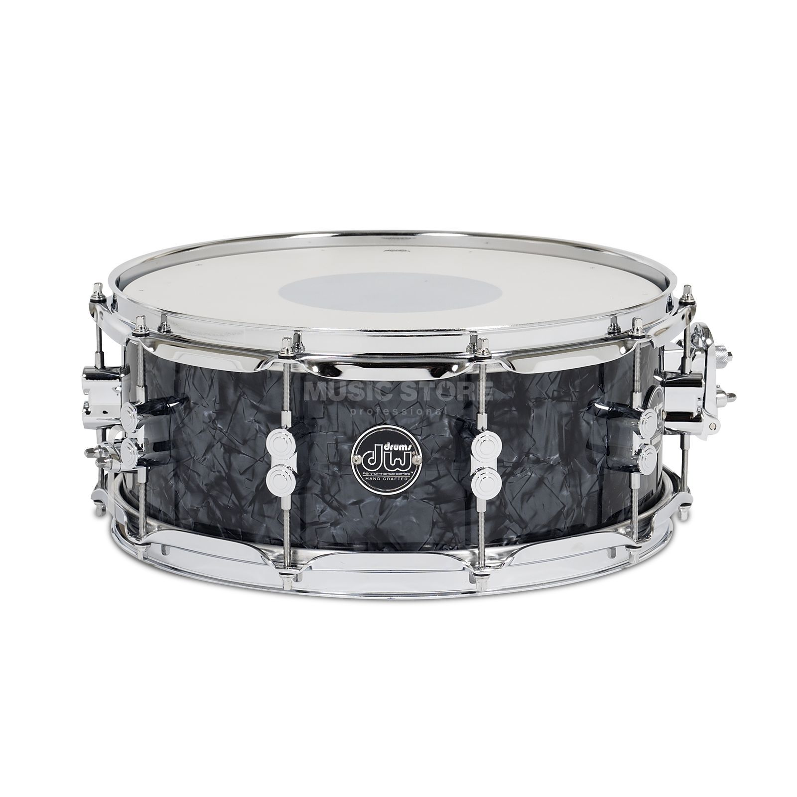 "Drum Workshop Performance Snare 14""x5,5"", Black Diamond Produktbild"