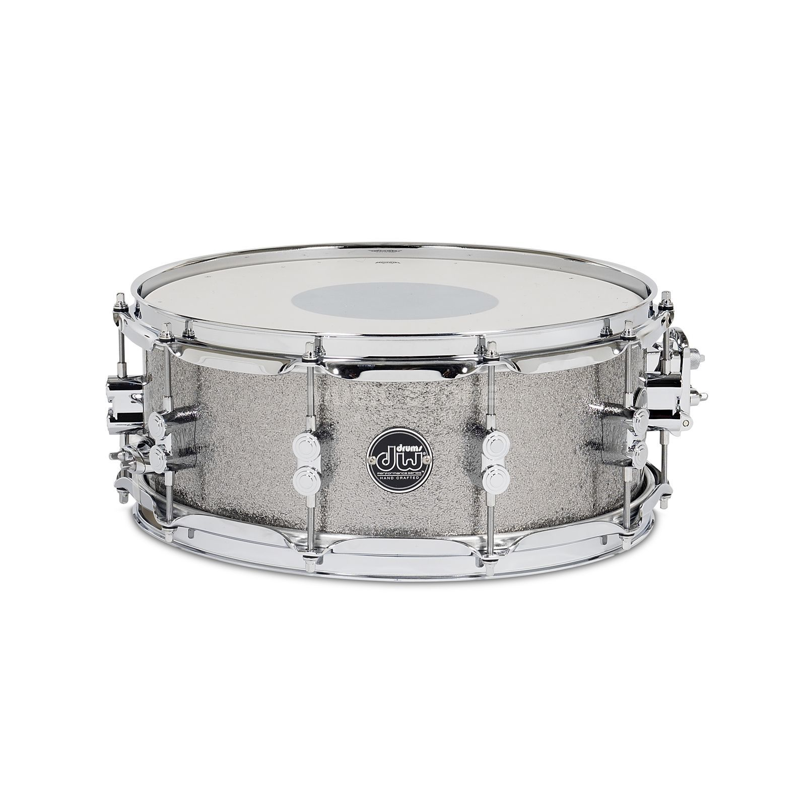 "Drum Workshop Performance Snare 14""x5,5"", Titanium Sparkle Produktbild"