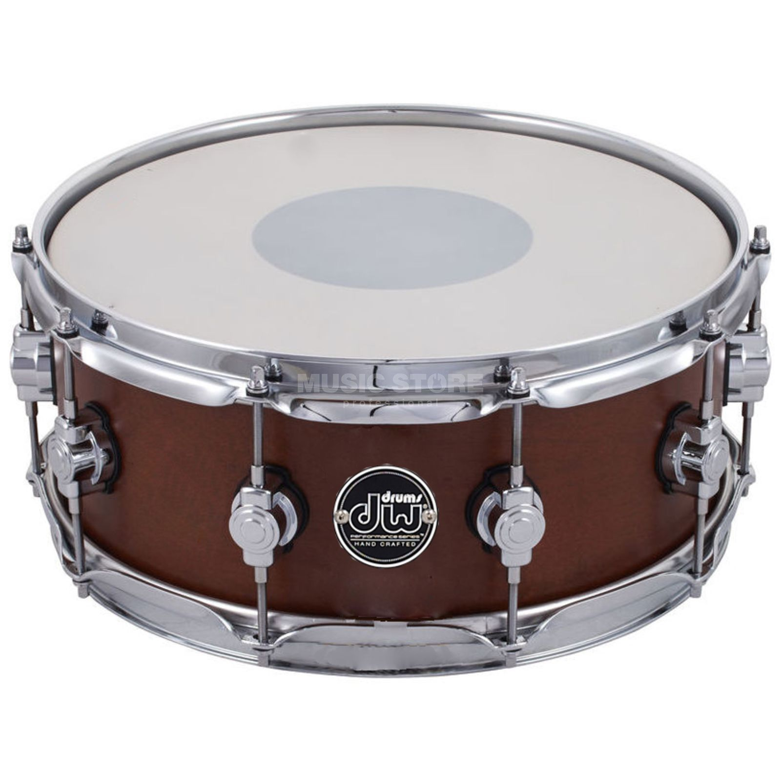 "Drum Workshop Performance Snare 14""x6,5"", Tobacco Produktbillede"