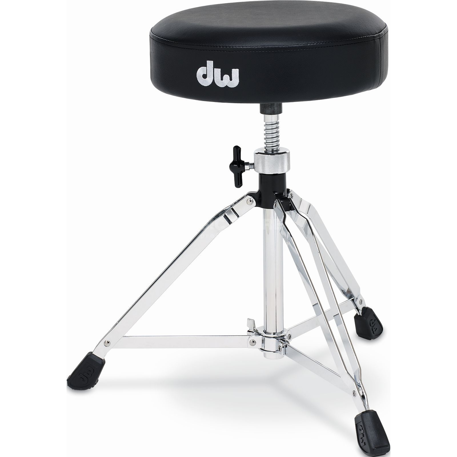 Drum Workshop tabouret de batterie 5100, rond Image du produit