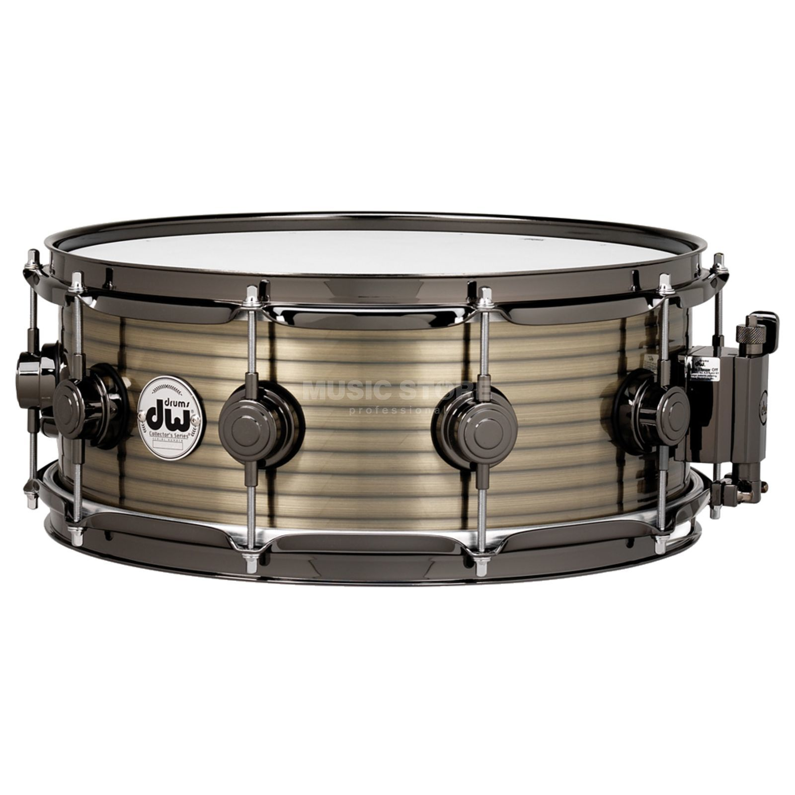 Drum Workshop Vintage Brass Snare 14x5,5 Brass over Steel Produktbild