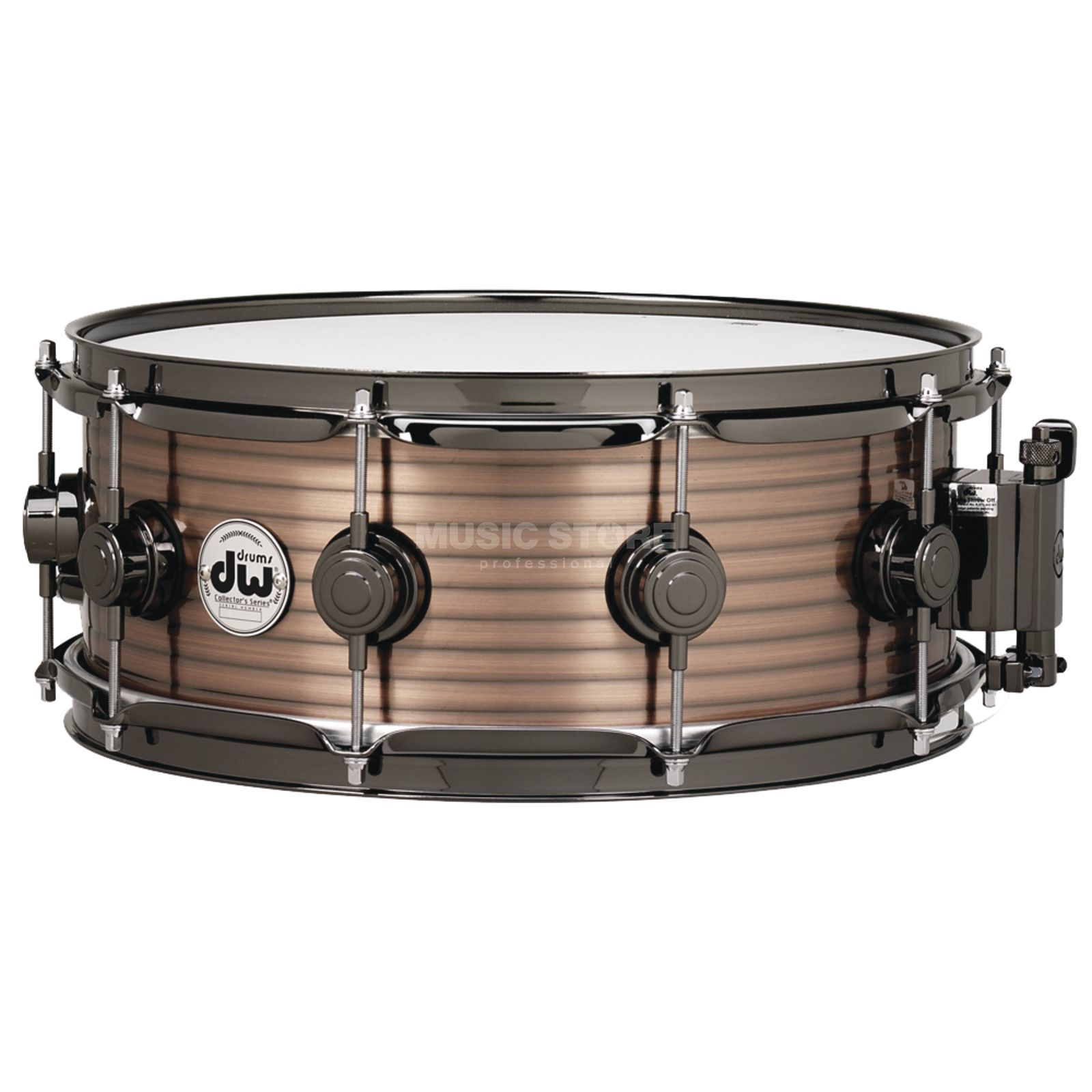 Drum Workshop Vintage Copper Snare 14x5,5 Copper over Steel Produktbild