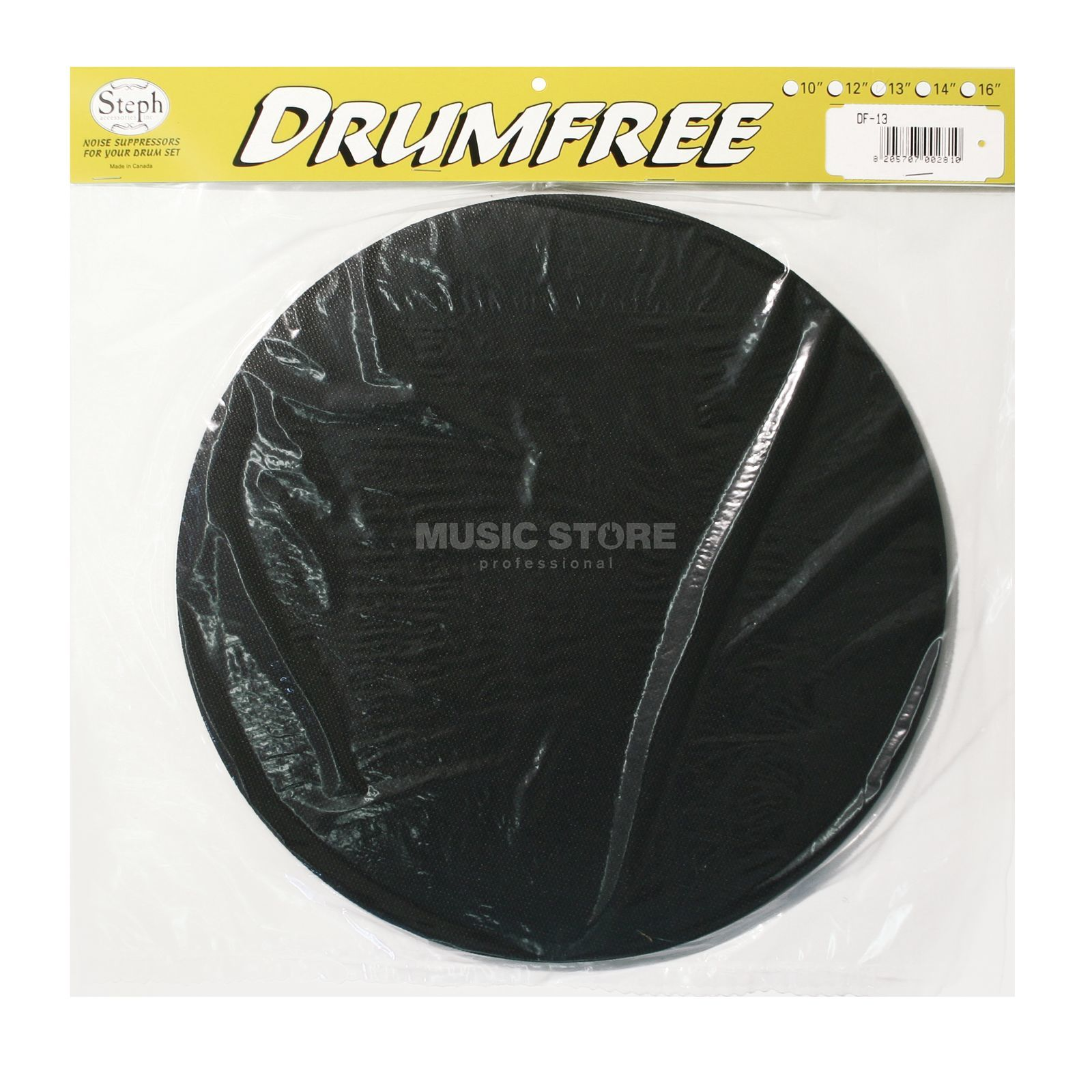 "Drumfree Silencer 13"" DrumPad  Product Image"