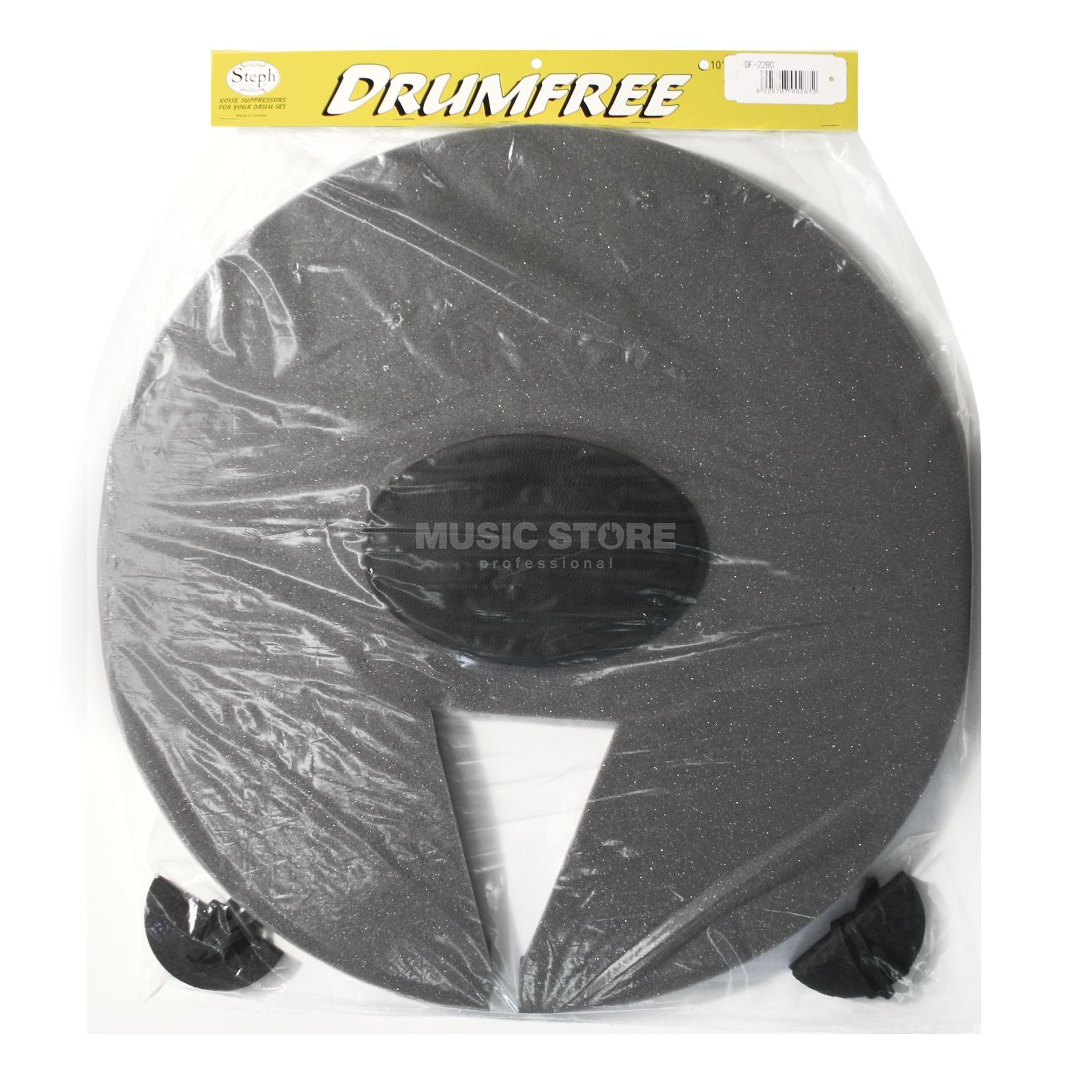 "Drumfree Silencer 22"" BassDrumPad, Overstock Product Image"