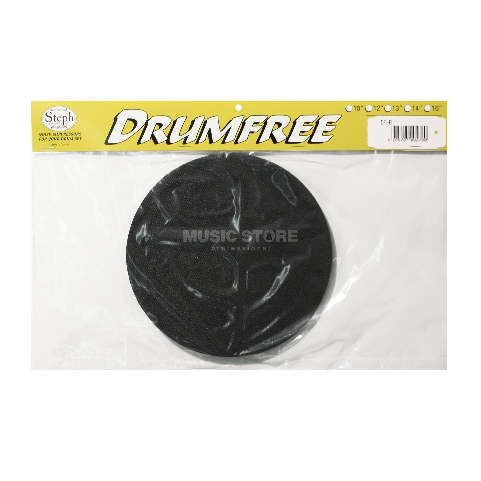"Drumfree Silencer 8"" DrumPad  Изображение товара"