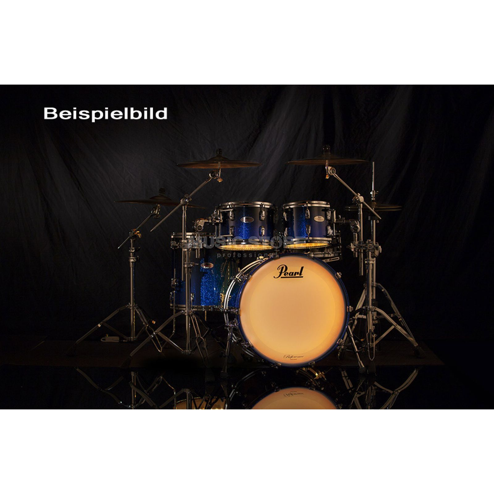 "Drumlite DL-K2S Full Kit, for Wood-Sets 22"", 16"", 12"", 10"", Produktbillede"