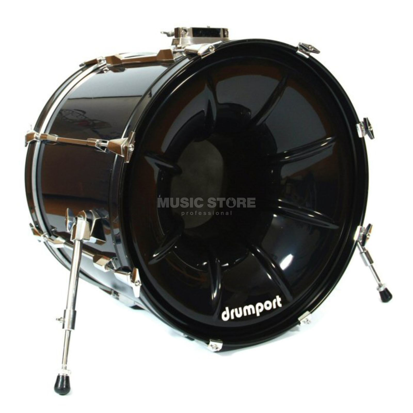 "Drumport Megaport Black 20"", B-Stock  Produktbillede"