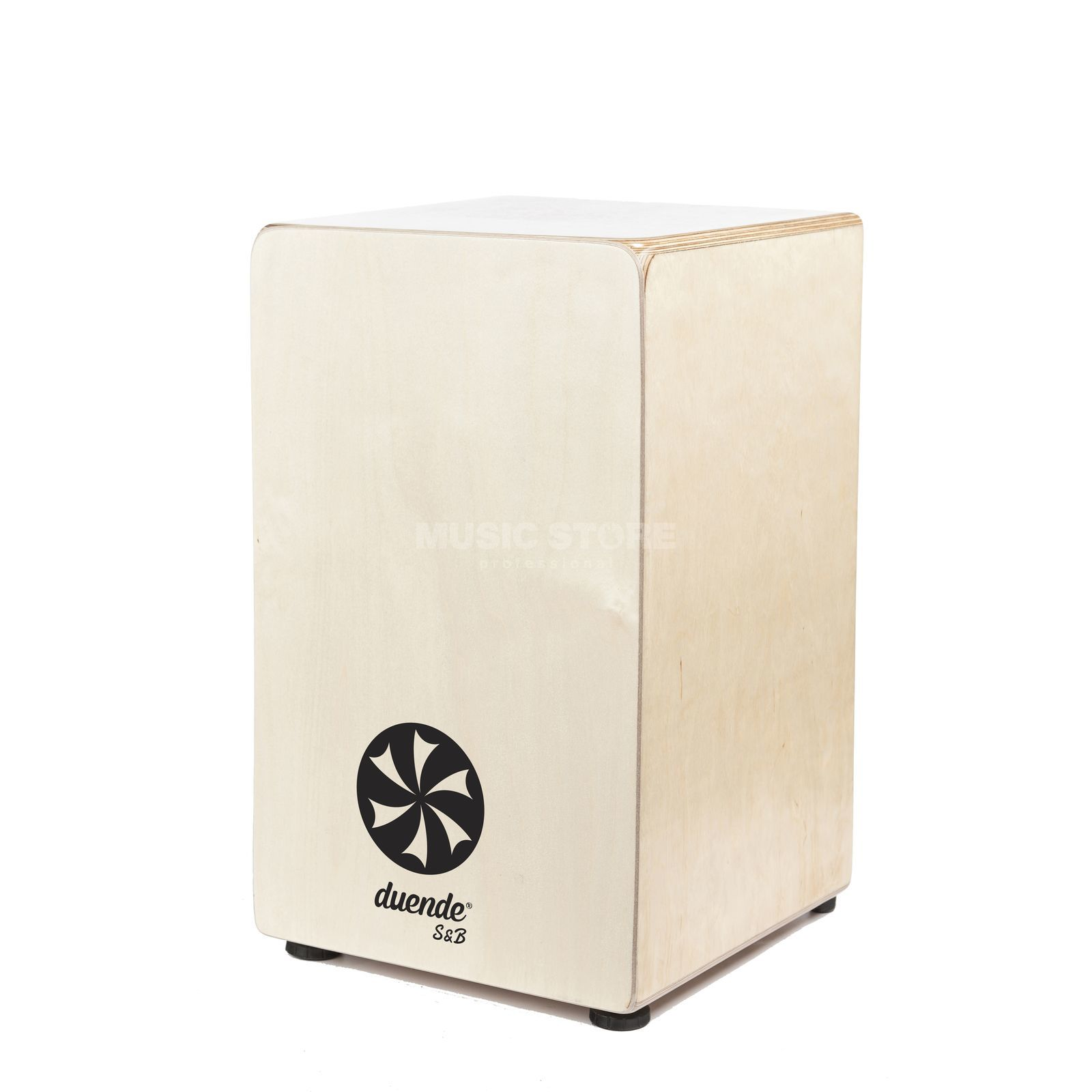 Duende Cajon Swing and Brushes, Overstock Produktbild