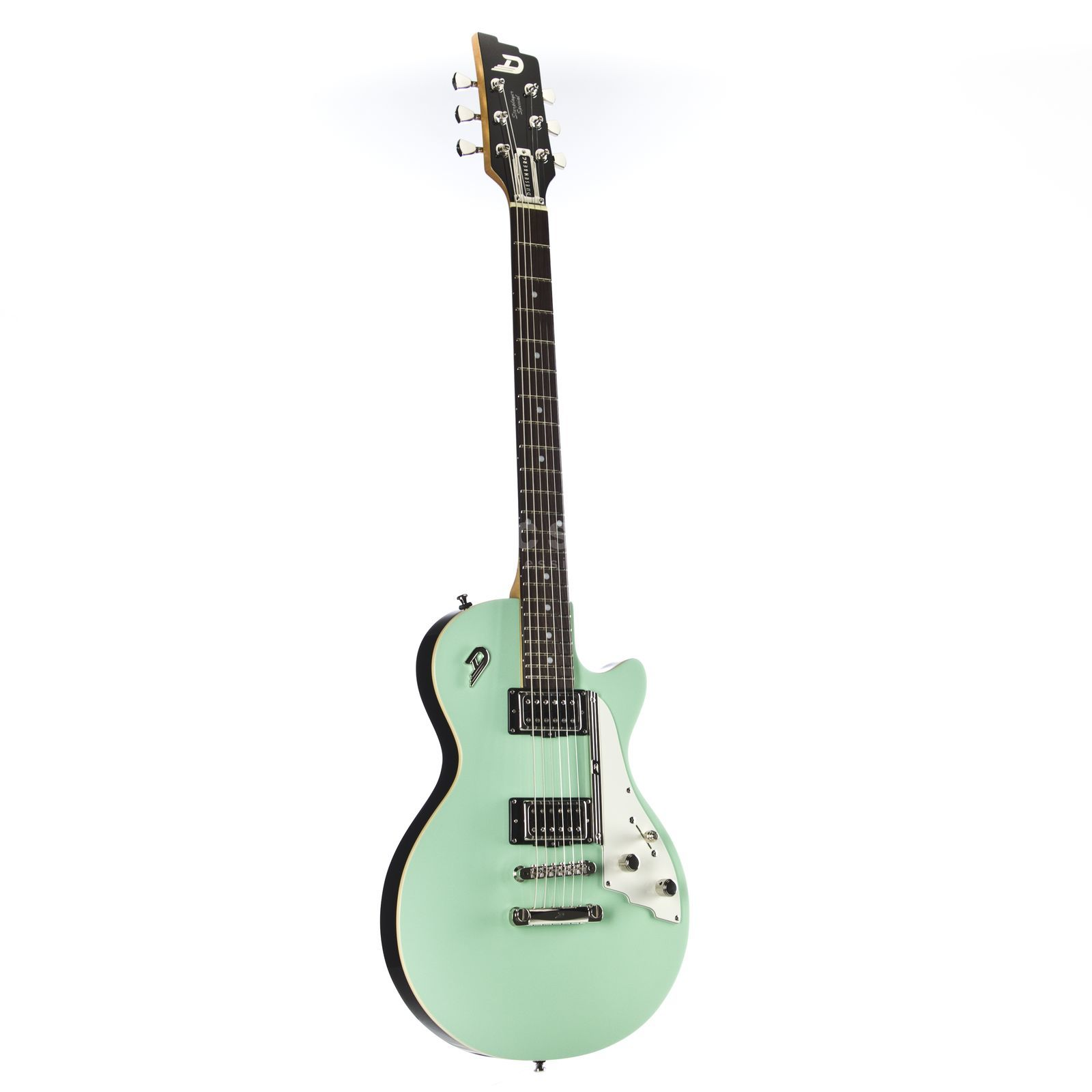 Duesenberg Starplayer Special SGR Surf Green Produktbild
