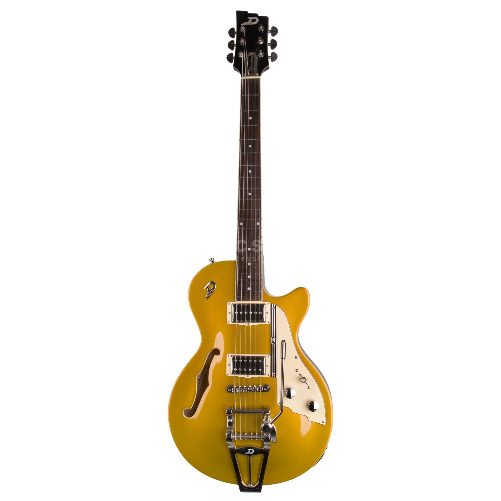 Duesenberg Starplayer TV GT Gold Top Produktbild