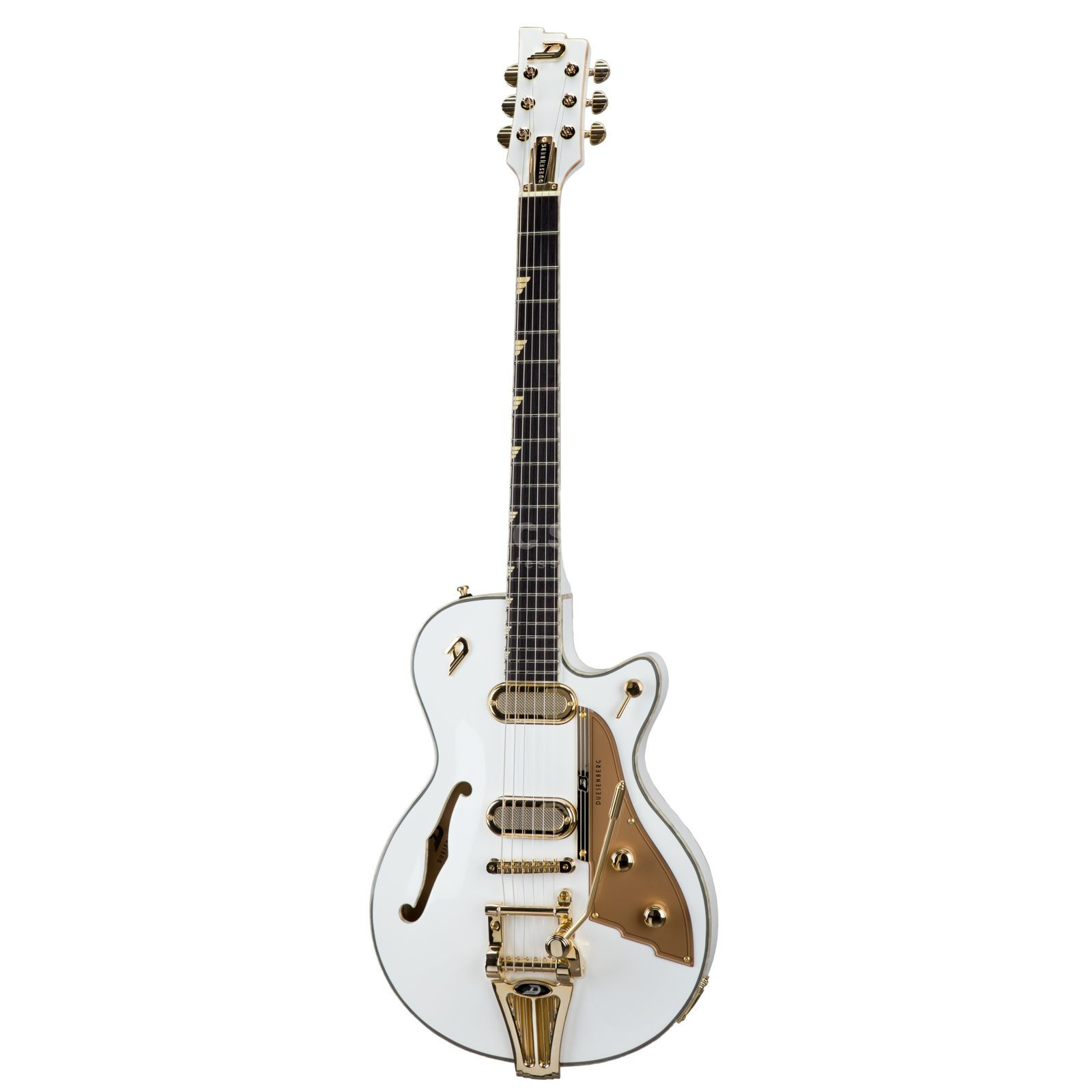 Duesenberg Starplayer TV Phonic Venetian White Produktbild