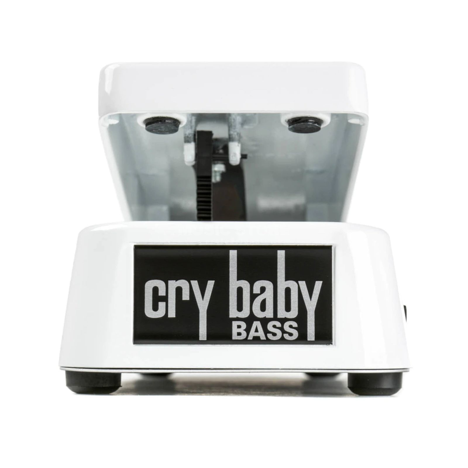 Dunlop Cry Baby 105Q Bass Wah (Blanco)  Imagen del producto