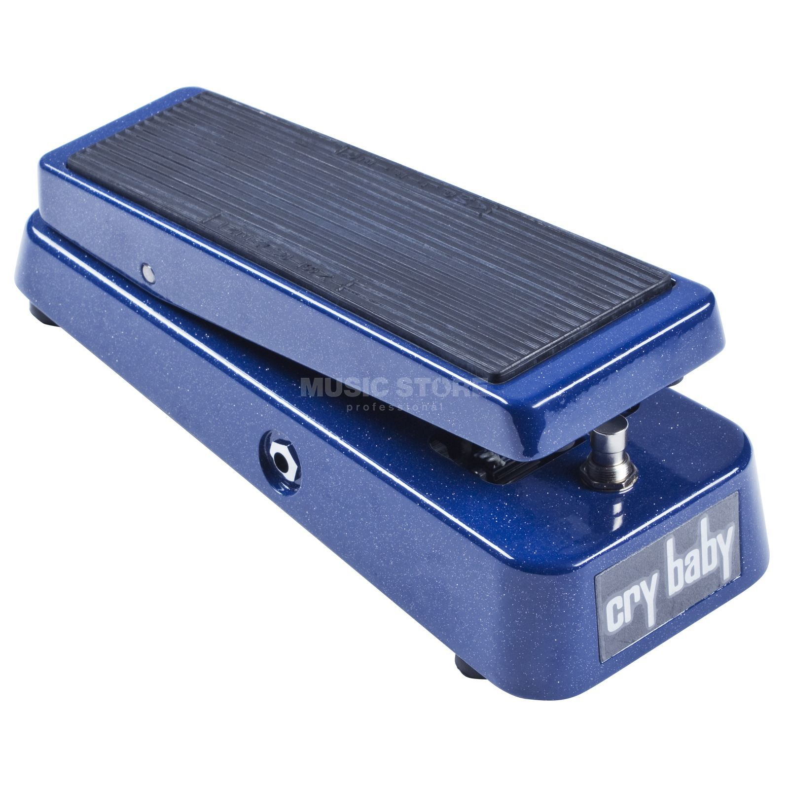 Dunlop Cry Baby GCB95 Wah MB LTD Metallic Blue Limited Edition Produktbillede